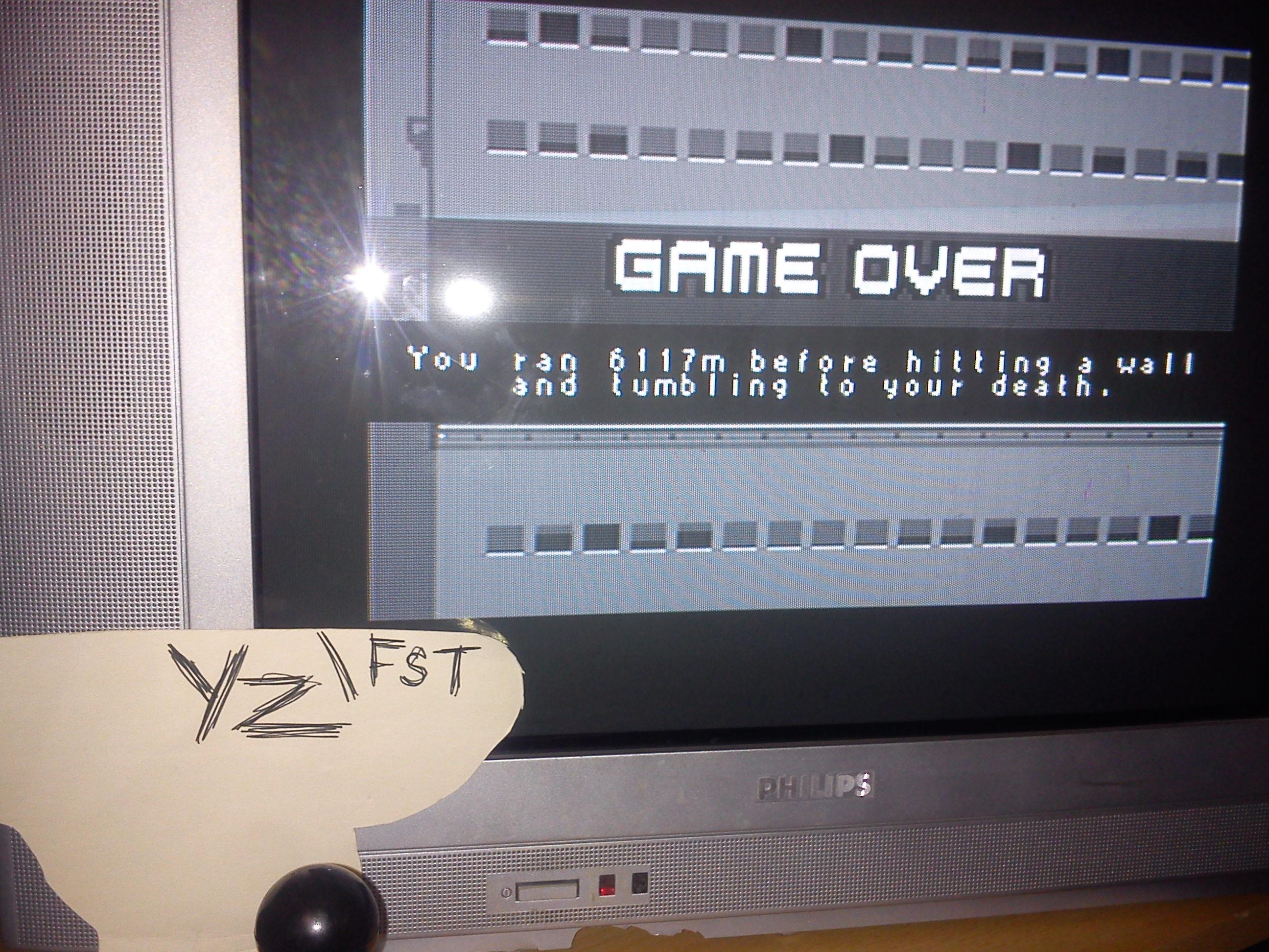 C64anabalt 6,117 points