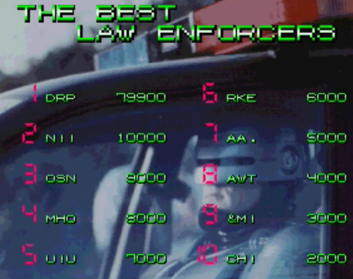 Robocop 2 [robocop2] 79,900 points