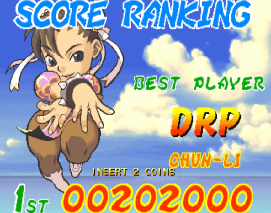 Super Gem Fighter Mini Mix [sgemf] 202,000 points