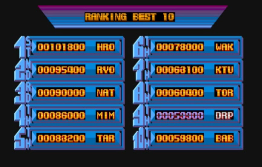 Scootablue: Street Fighter [sf] (Arcade Emulated / M.A.M.E.) 59,900 points on 2014-09-10 08:59:50