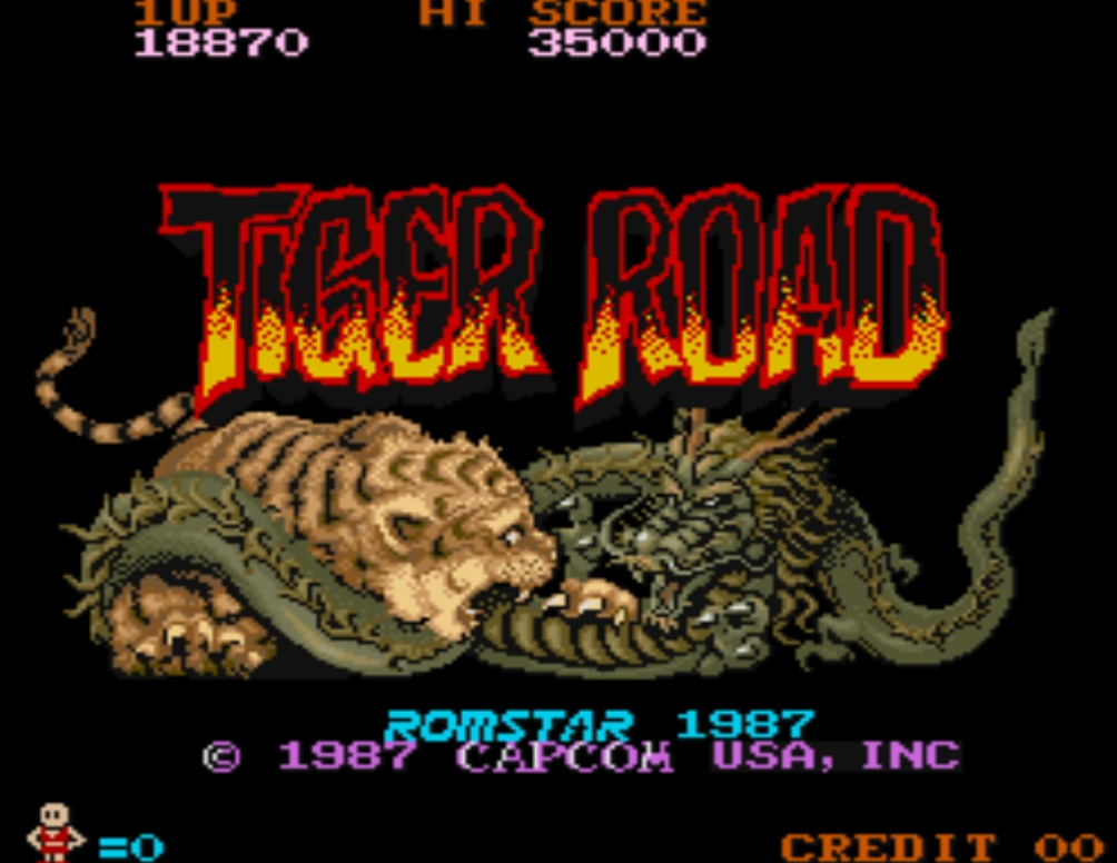 Tiger Road [tigeroad] 18,870 points
