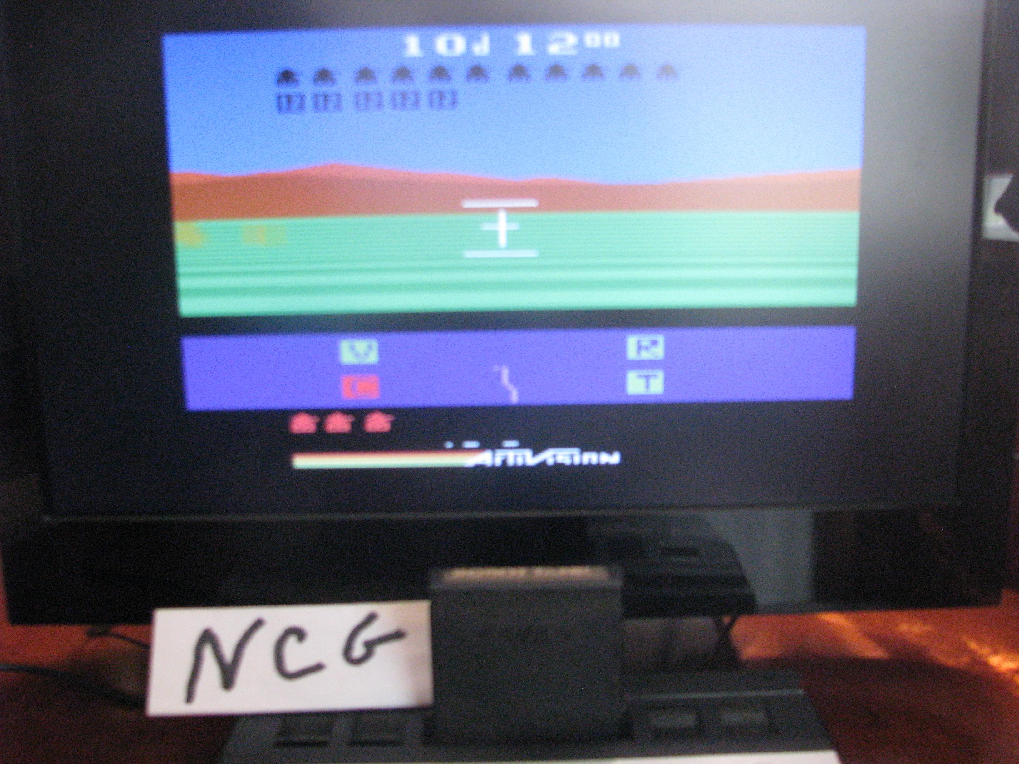 NorthCoastGamer: Robot Tank (Atari 2600 Novice/B) 71 points on 2014-09-13 12:15:53