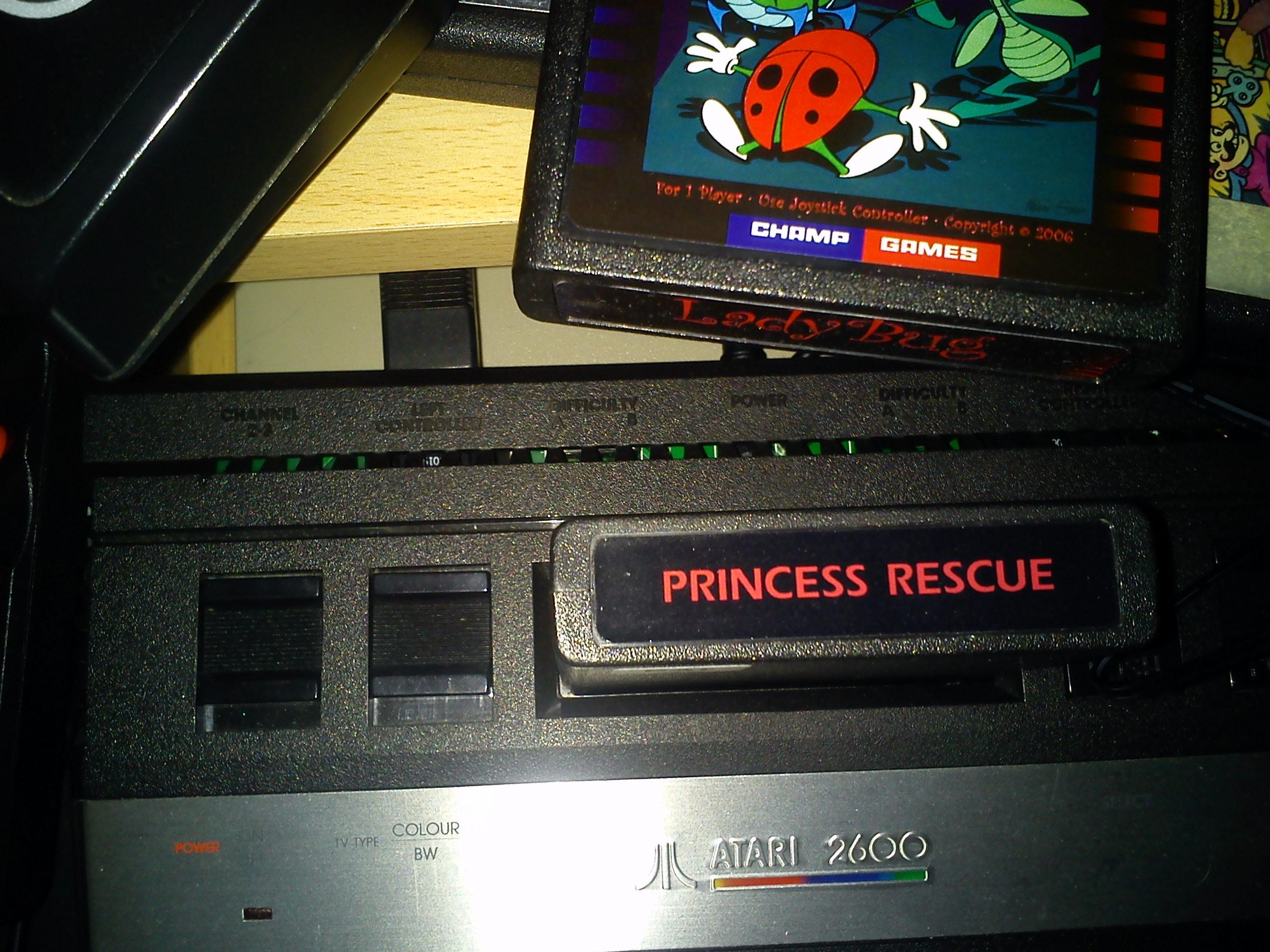Princess Rescue 41,740 points