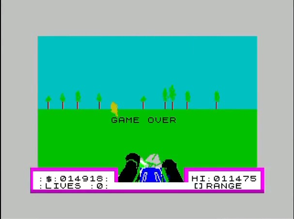 mechafatnick: Deathchase (ZX Spectrum Emulated) 14,918 points on 2014-09-17 07:24:24