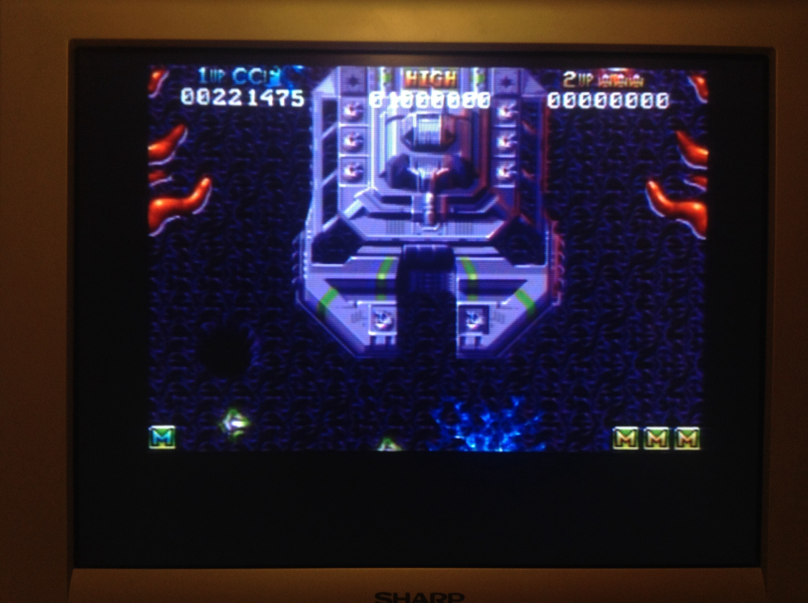 CoCoForest: Battle Squadron (Amiga) 221,475 points on 2014-09-18 04:32:50