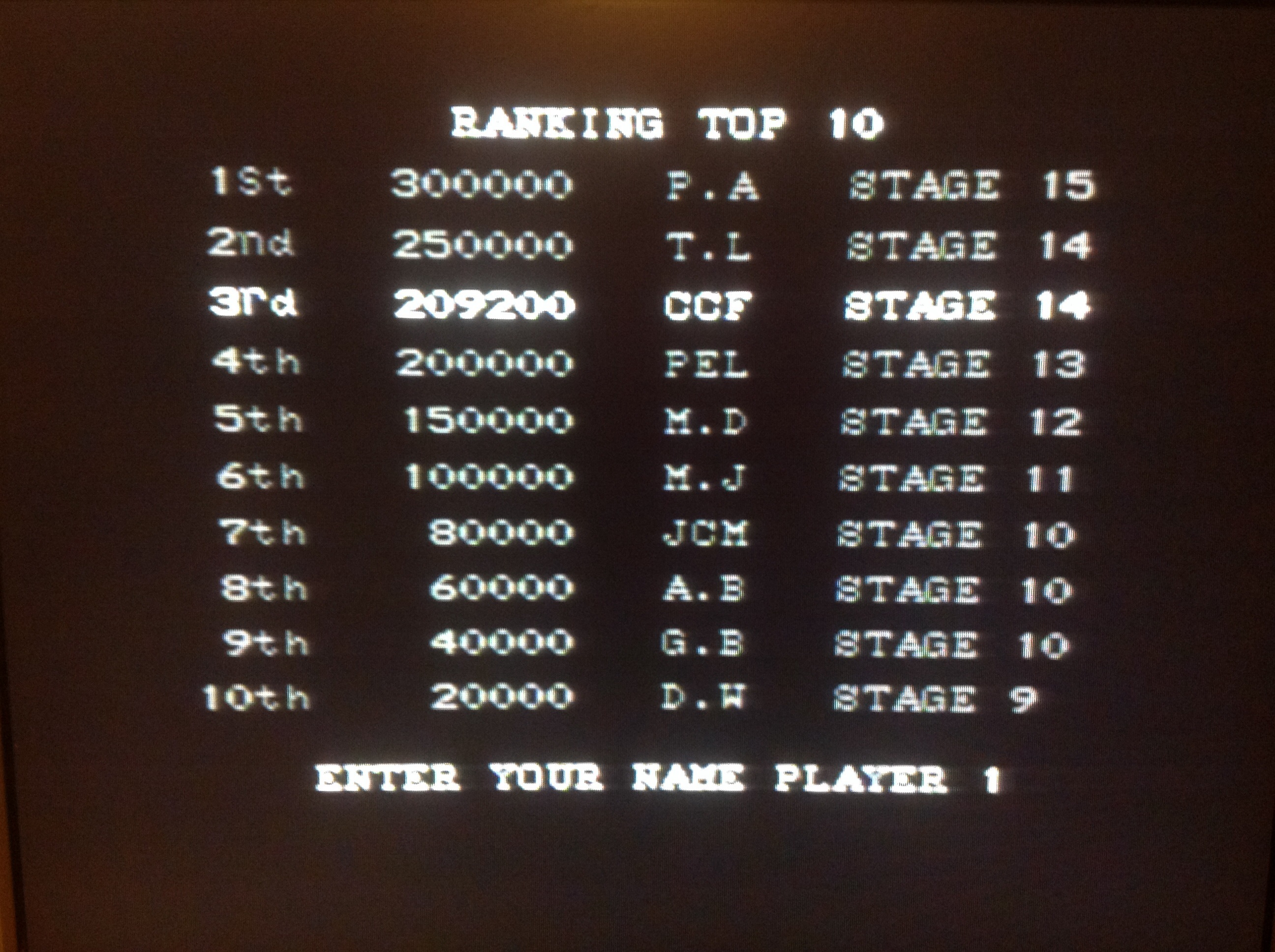 CoCoForest: Pang (Amiga) 209,200 points on 2014-09-18 14:11:17
