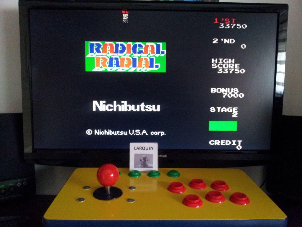 Radical Radial [radrad] 33,750 points