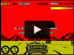 mechafatnick: Turbo Outrun (ZX Spectrum Emulated) 98,270 points on 2014-09-21 23:28:06