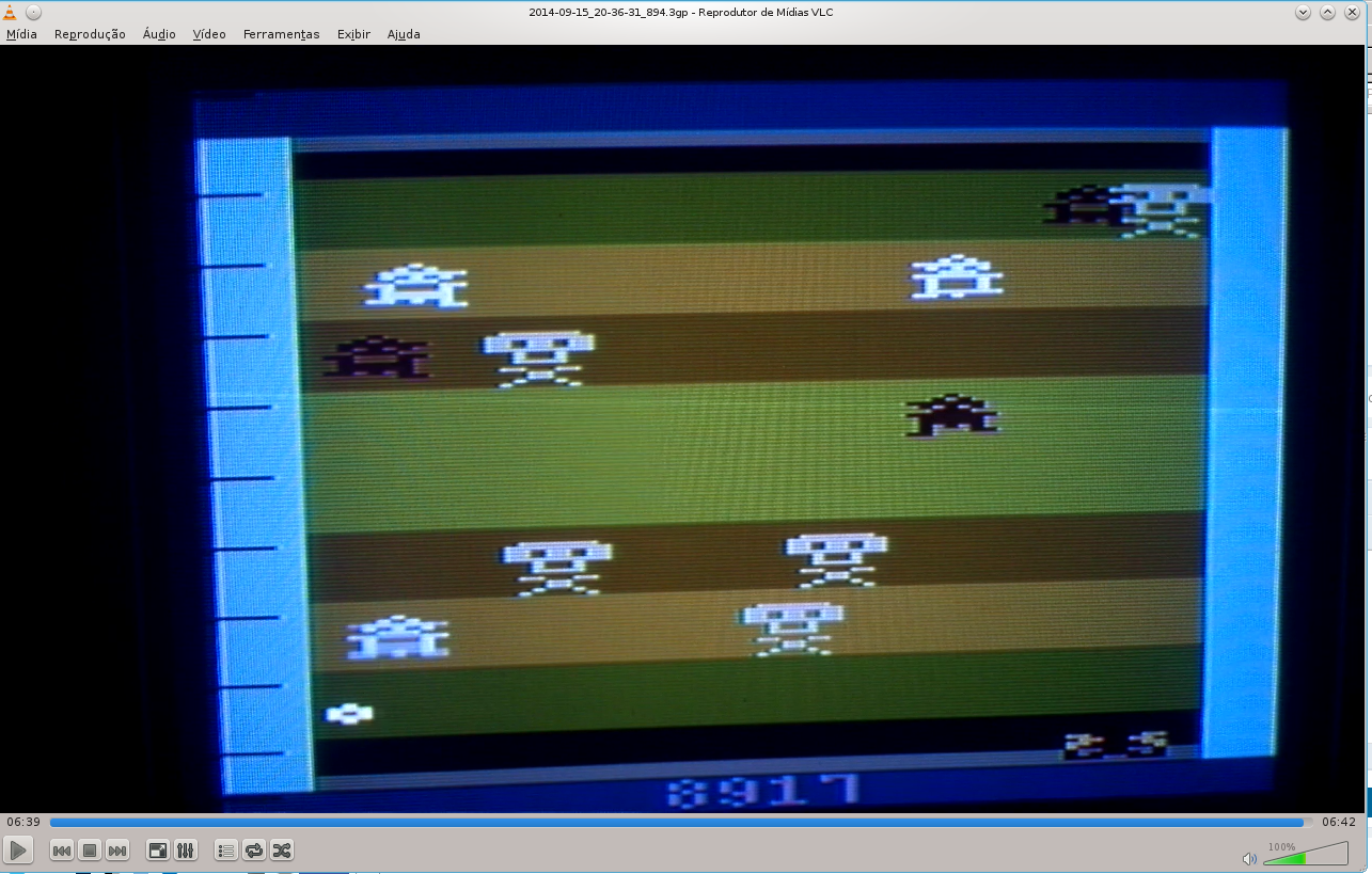Liduario: Demons to Diamonds (Atari 2600 Expert/A) 8,917 points on 2014-09-22 07:04:20