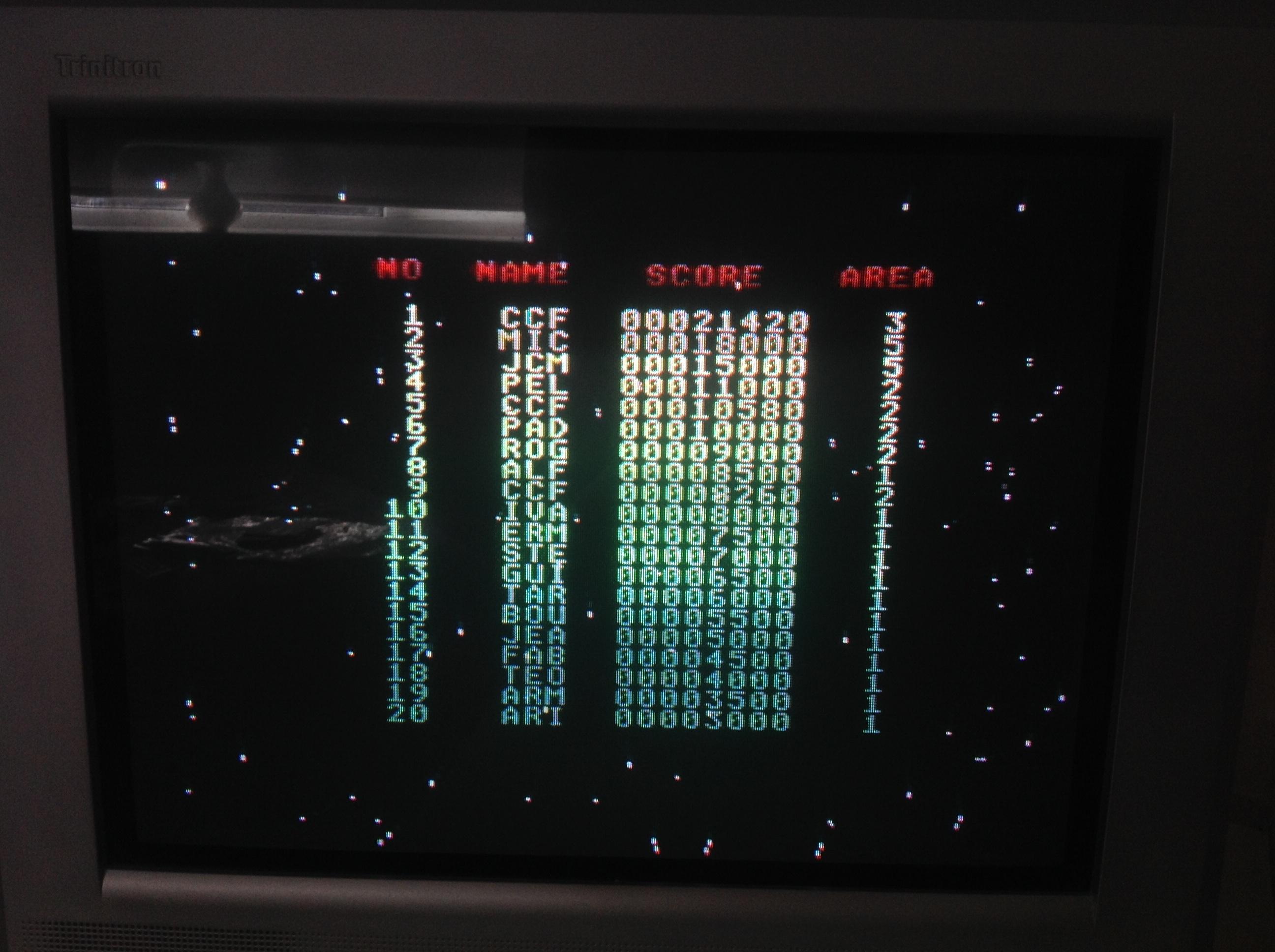 CoCoForest: Toki (Amiga) 21,420 points on 2014-09-22 08:51:27