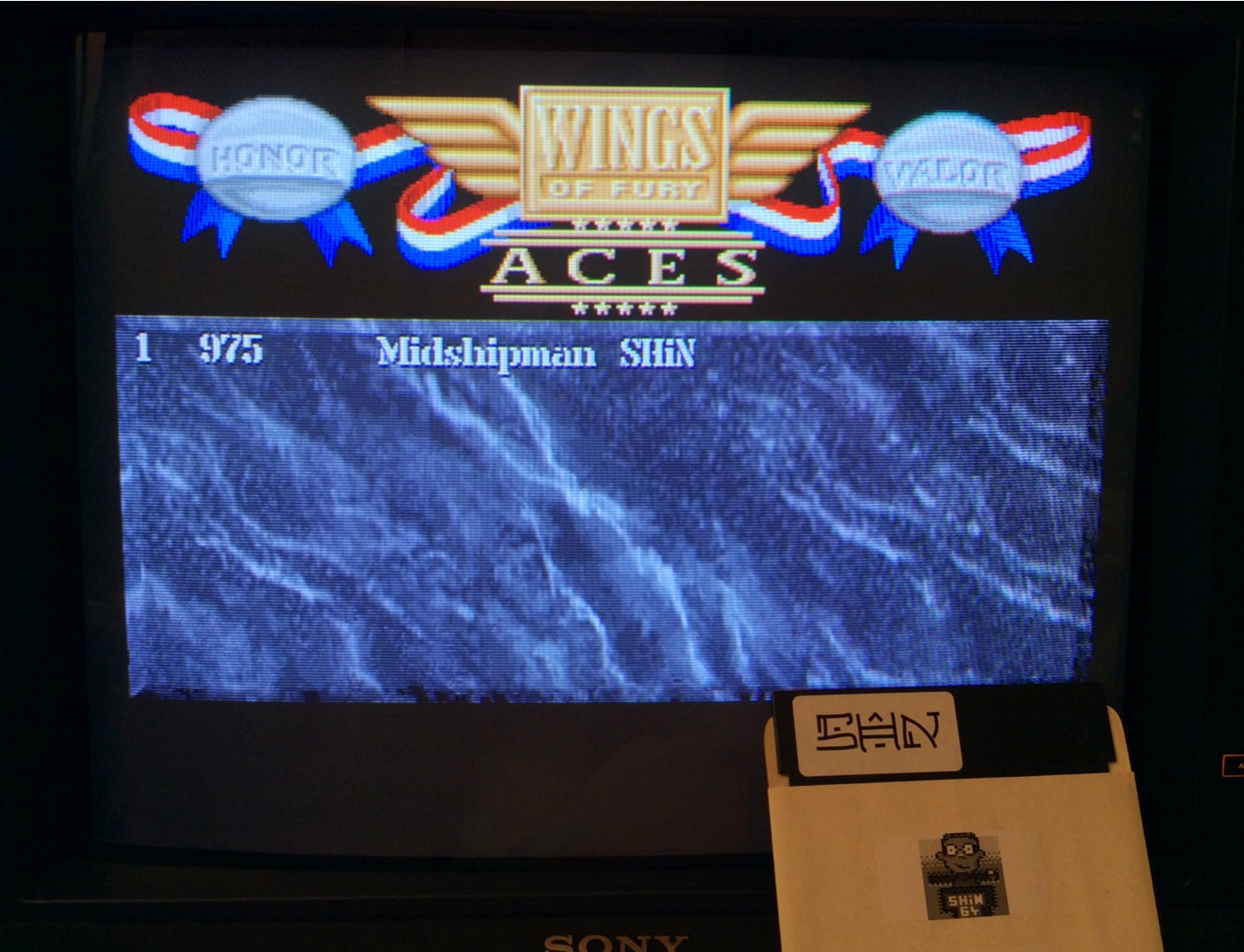SHiNjide: Wings of Fury (Amiga) 975 points on 2014-09-23 11:39:44