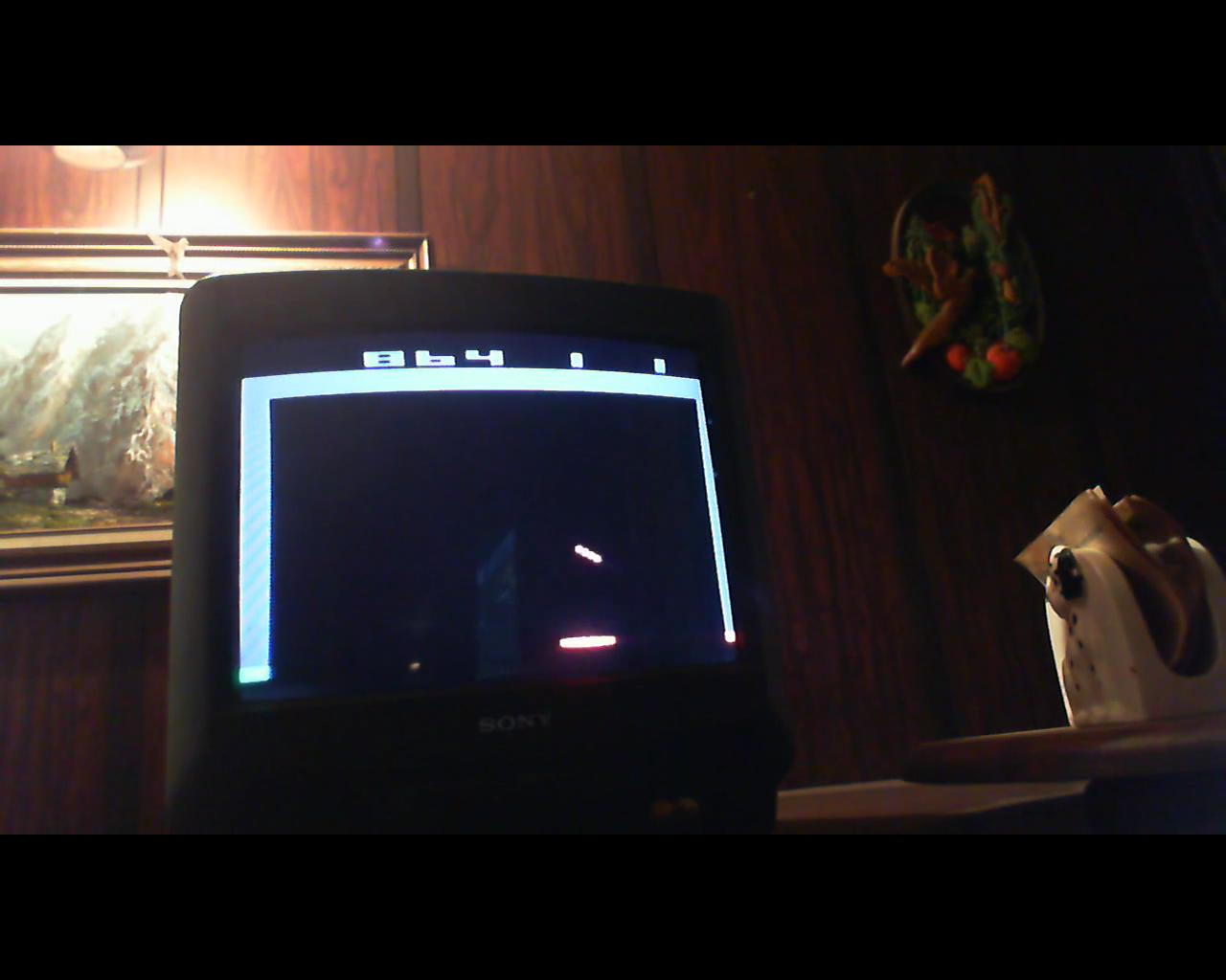 thedarkbanshee: Super Breakout: Game 3 (Jakks Pacific Atari TV Paddle) 864 points on 2014-09-24 13:32:30