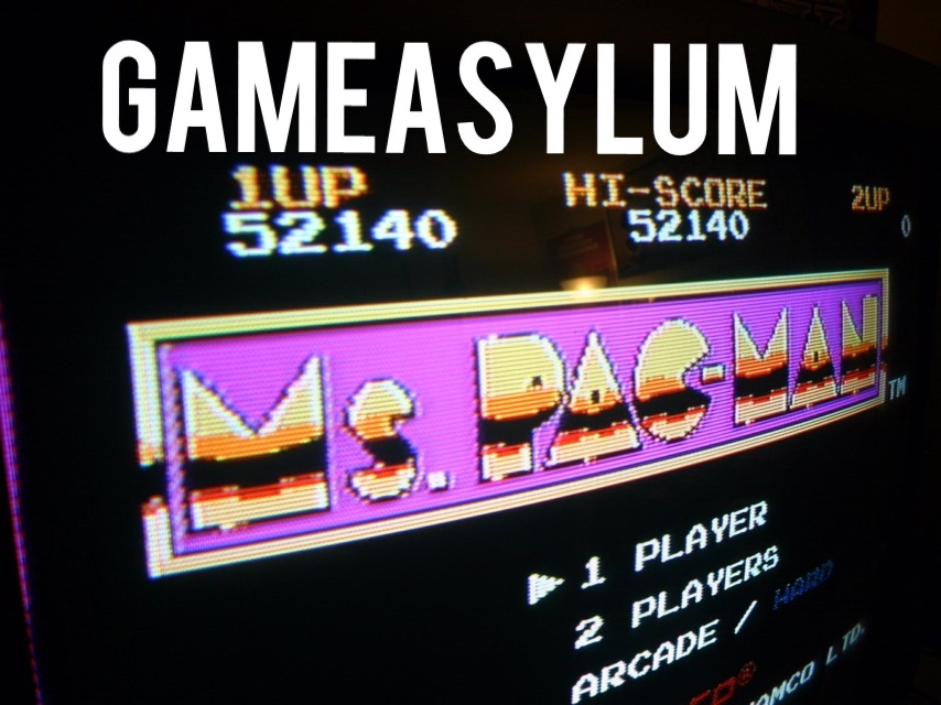 GameAsylum: Ms. Pac-Man [Namco] (NES/Famicom) 52,140 points on 2014-09-25 19:48:41