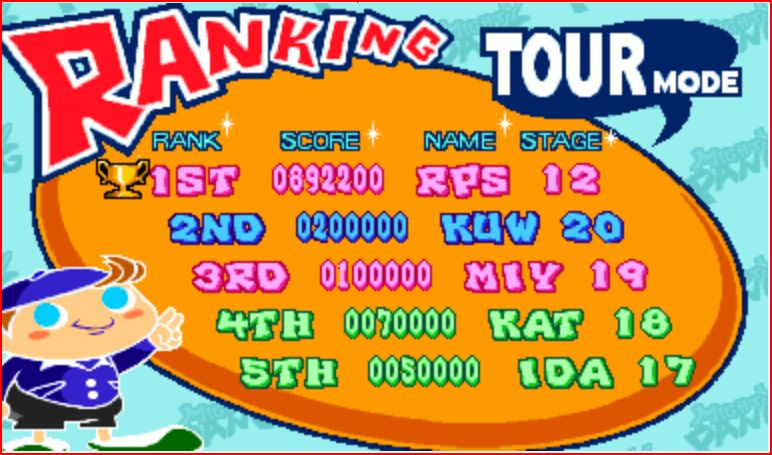Mighty! Pang [mpang] 892,200 points