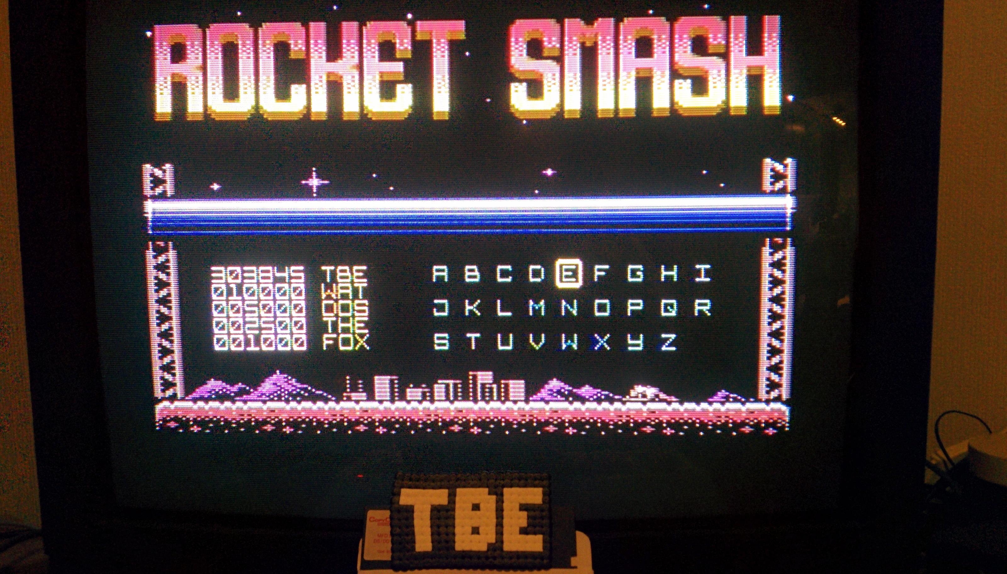 Rocket Smash 303,845 points