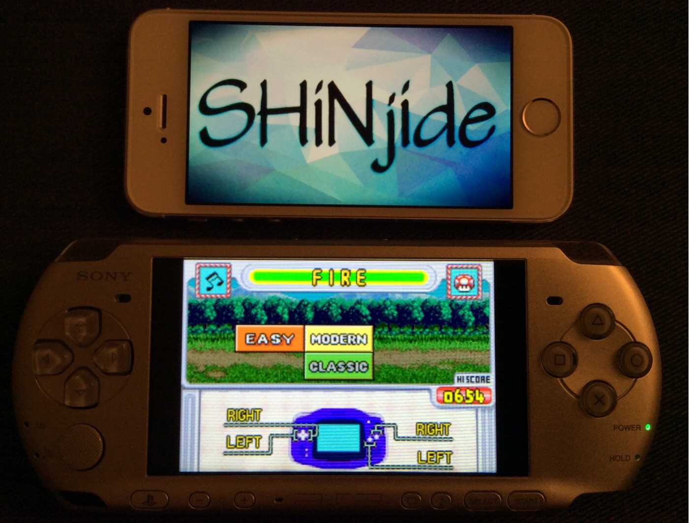 SHiNjide: Game & Watch Gallery 4: Fire [Modern: Easy] (GBA Emulated) 654 points on 2014-09-30 16:41:22
