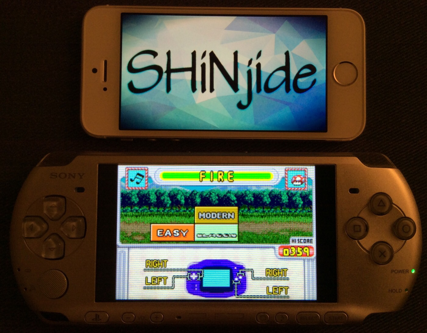 SHiNjide: Game & Watch Gallery 4: Fire [Classic: Easy] (GBA Emulated) 359 points on 2014-09-30 16:43:57
