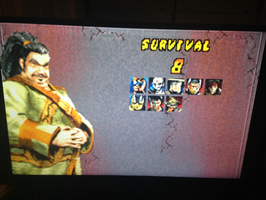 Congslop: Mortal Kombat Tournament Edition: Survival (GBA Emulated) 8 points on 2014-10-02 20:23:22