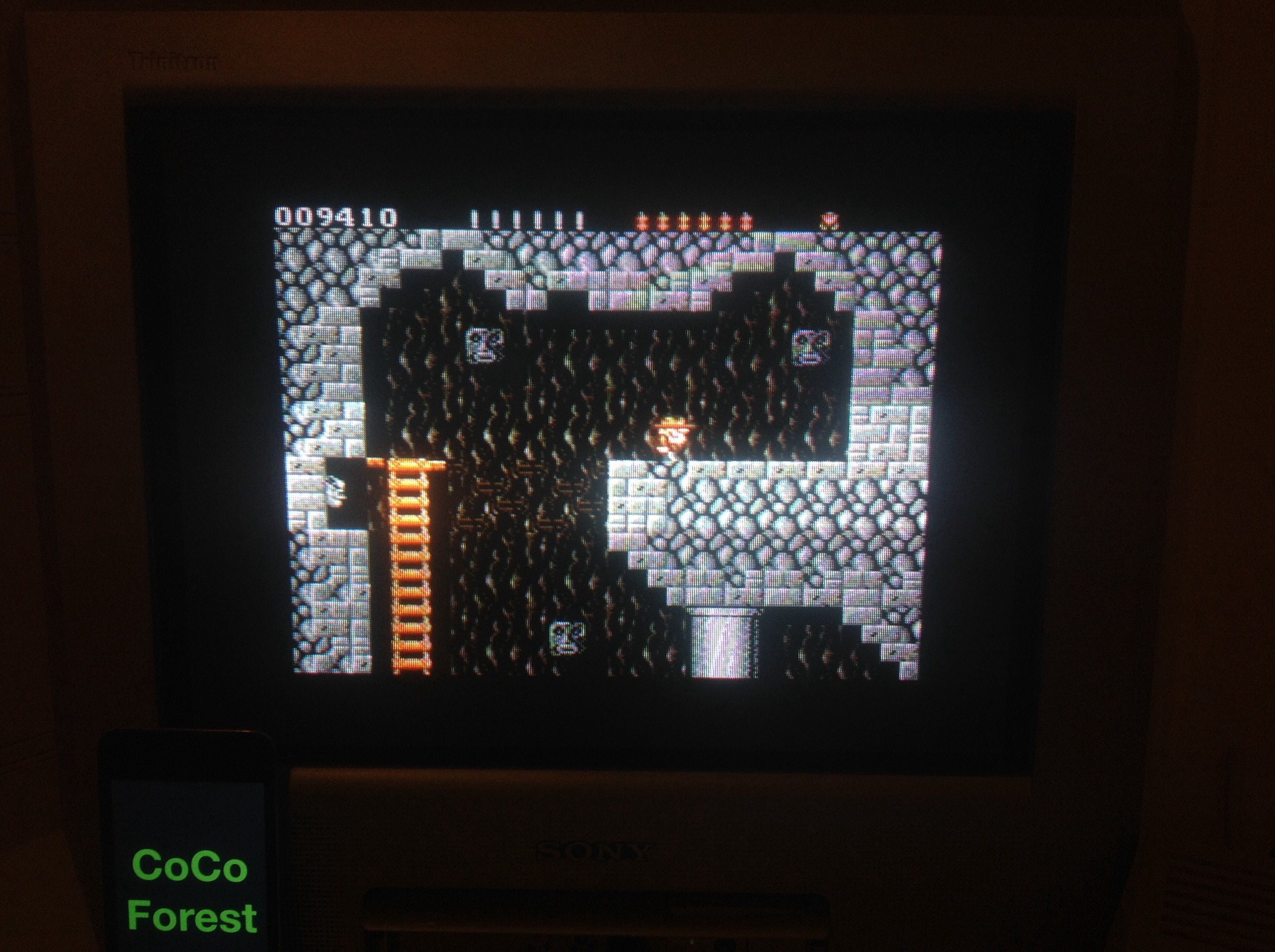CoCoForest: Rick Dangerous (Amiga) 9,410 points on 2014-10-03 13:13:45
