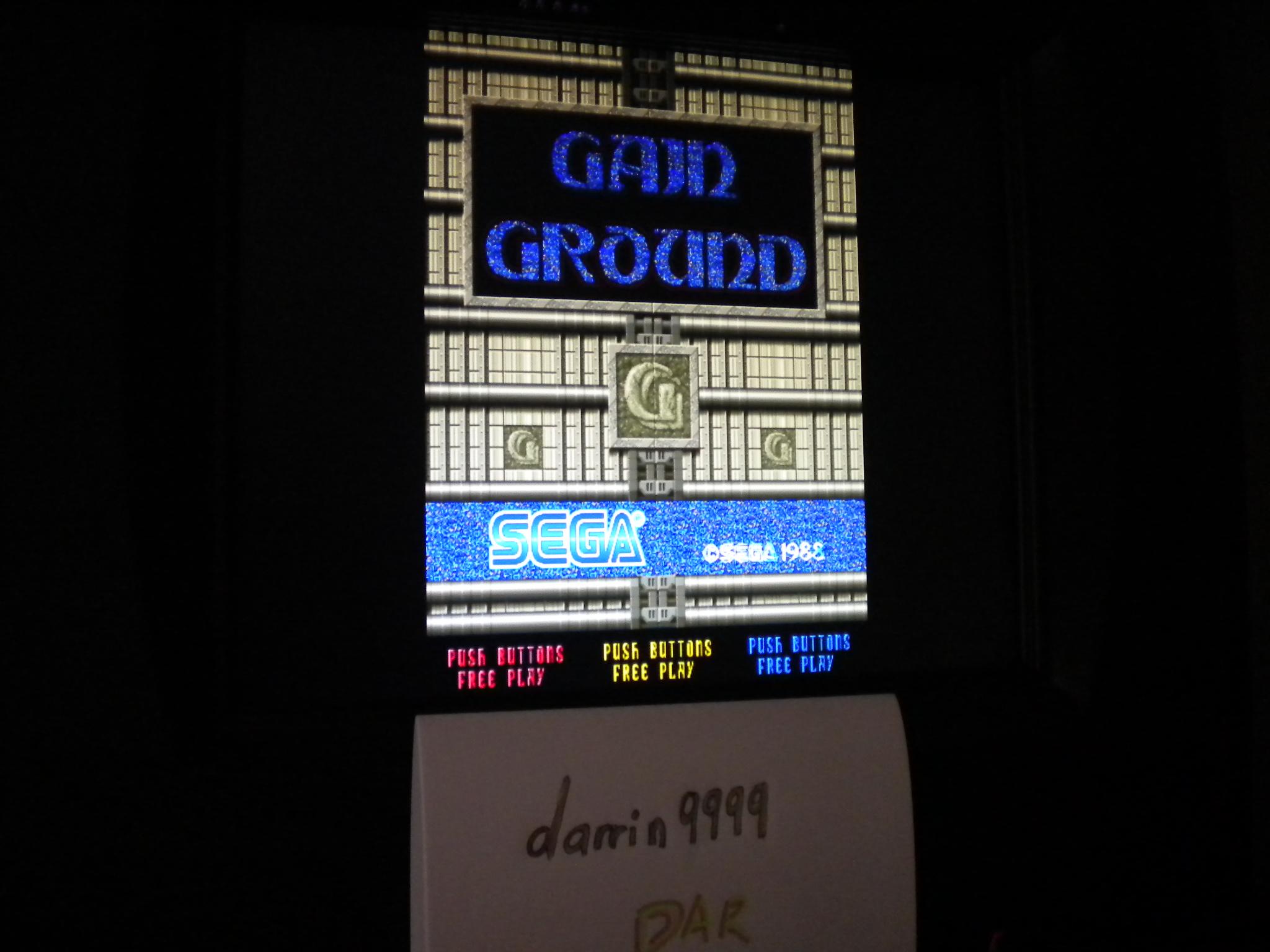 Gain Ground 39,840 points