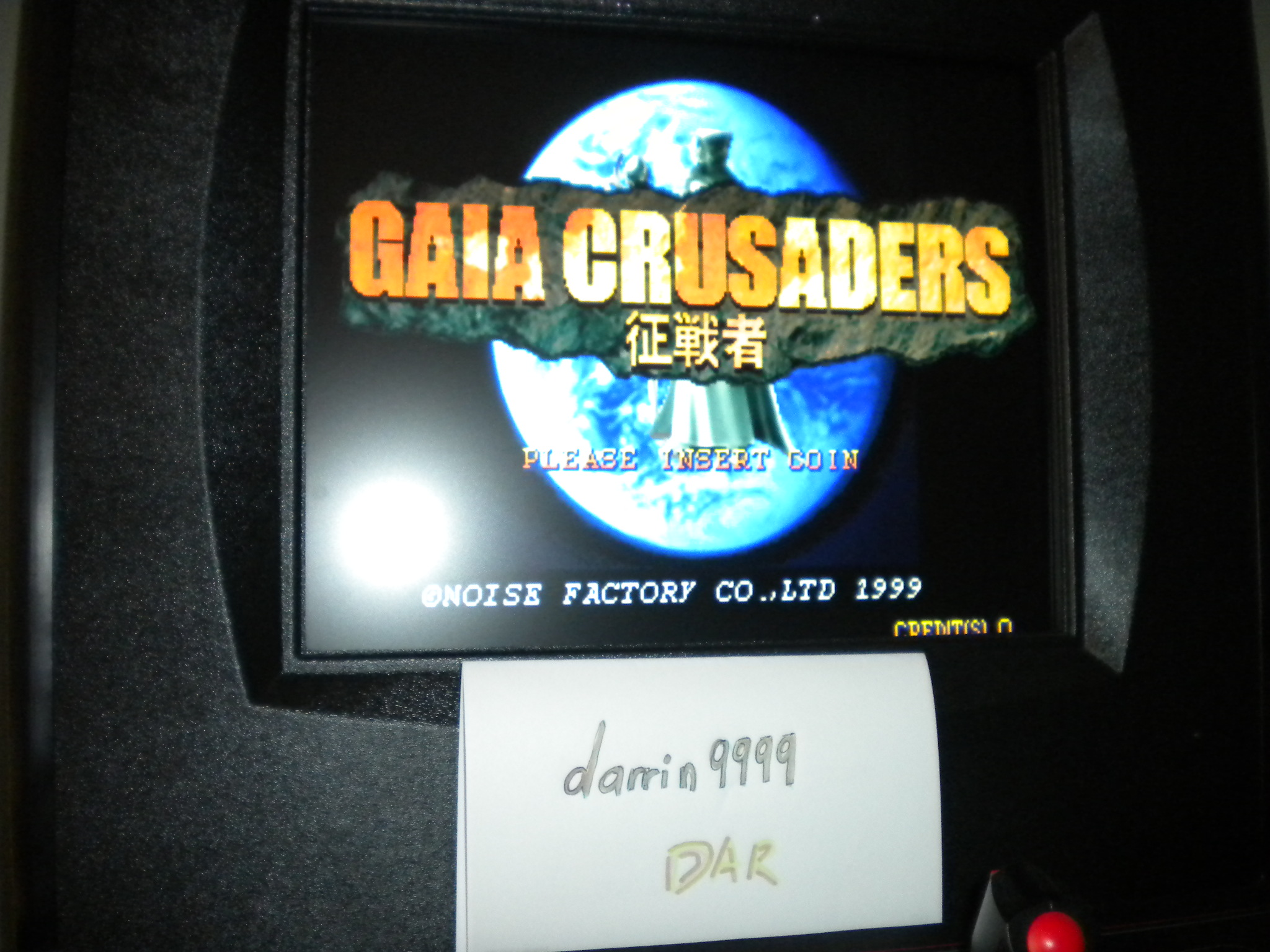 Gaia Crusaders 284,800 points