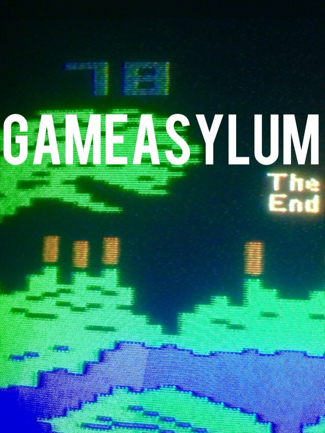 GameAsylum: Frogs and Flies (Atari 2600 Novice/B) 78 points on 2014-10-06 23:14:11
