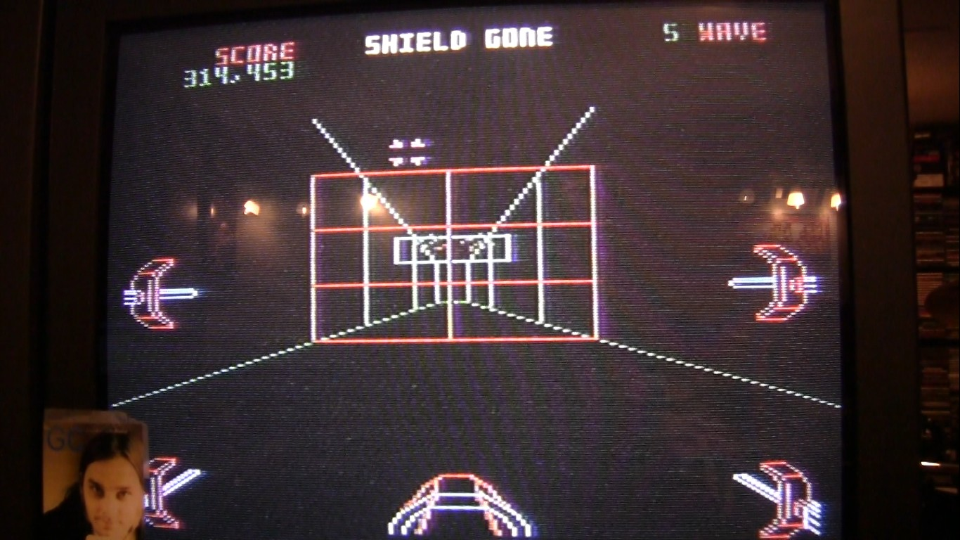 glenncase: Star Wars: The Arcade Game [Skill 1] (Atari 5200) 314,453 points on 2014-10-07 00:03:13