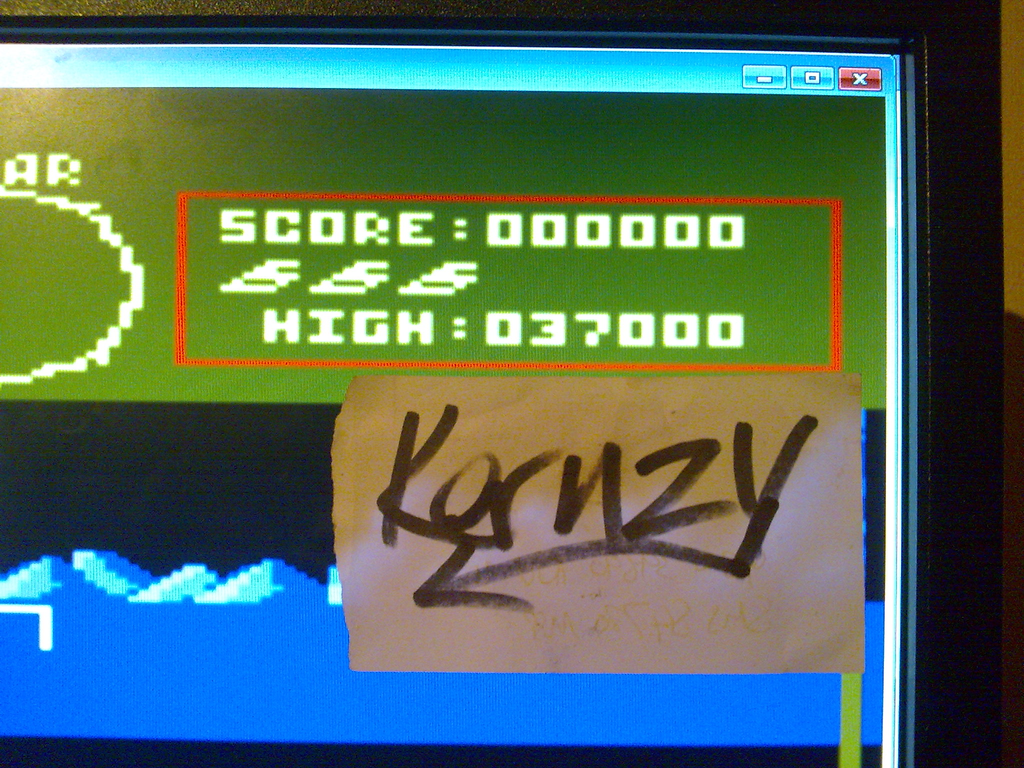 kernzy: Battlezone (Atari 5200 Emulated) 37,000 points on 2014-10-08 11:37:54