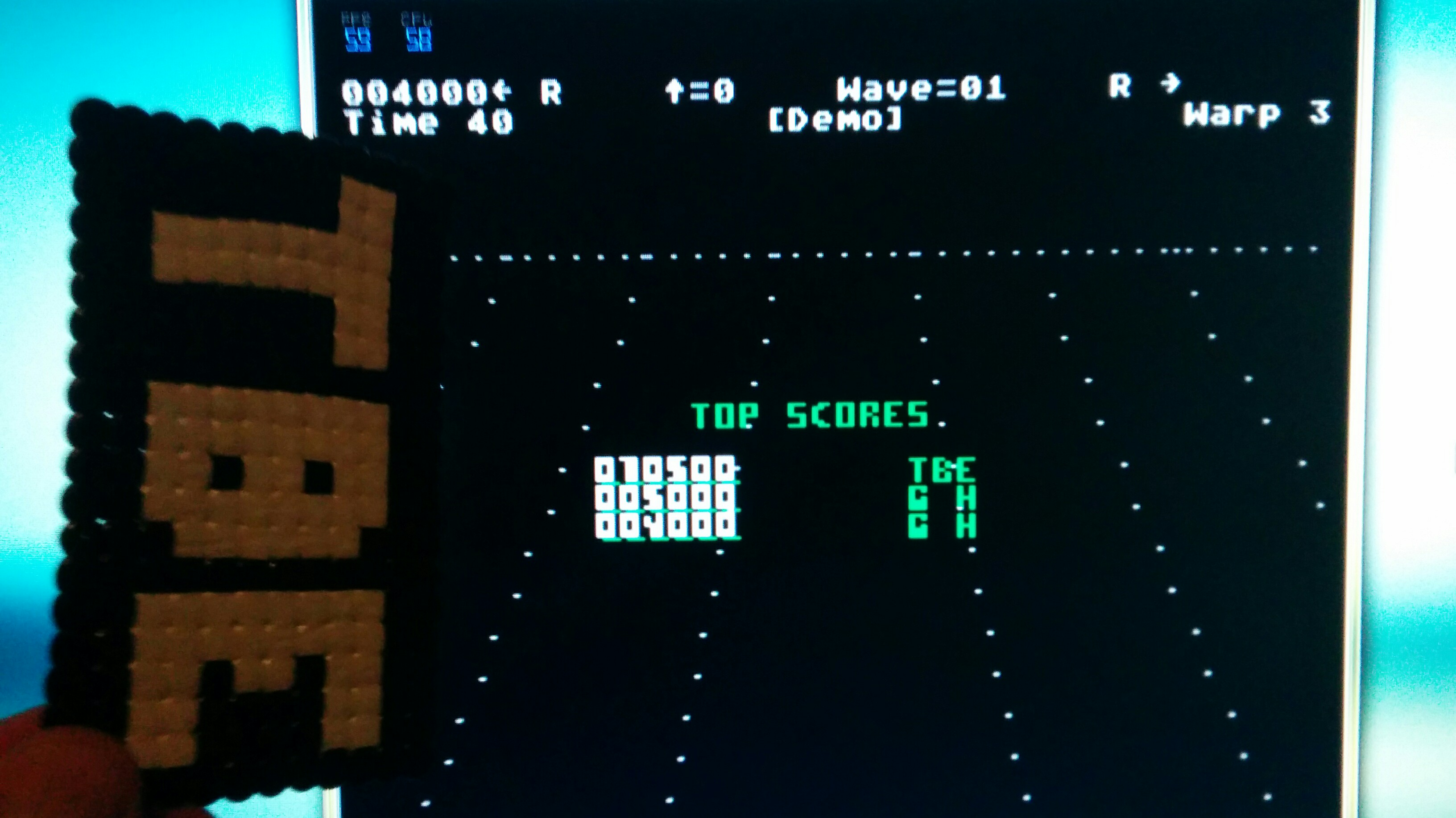 Sixx: Juno First (Atari 400/800/XL/XE Emulated) 70,500 points on 2014-10-08 17:09:46