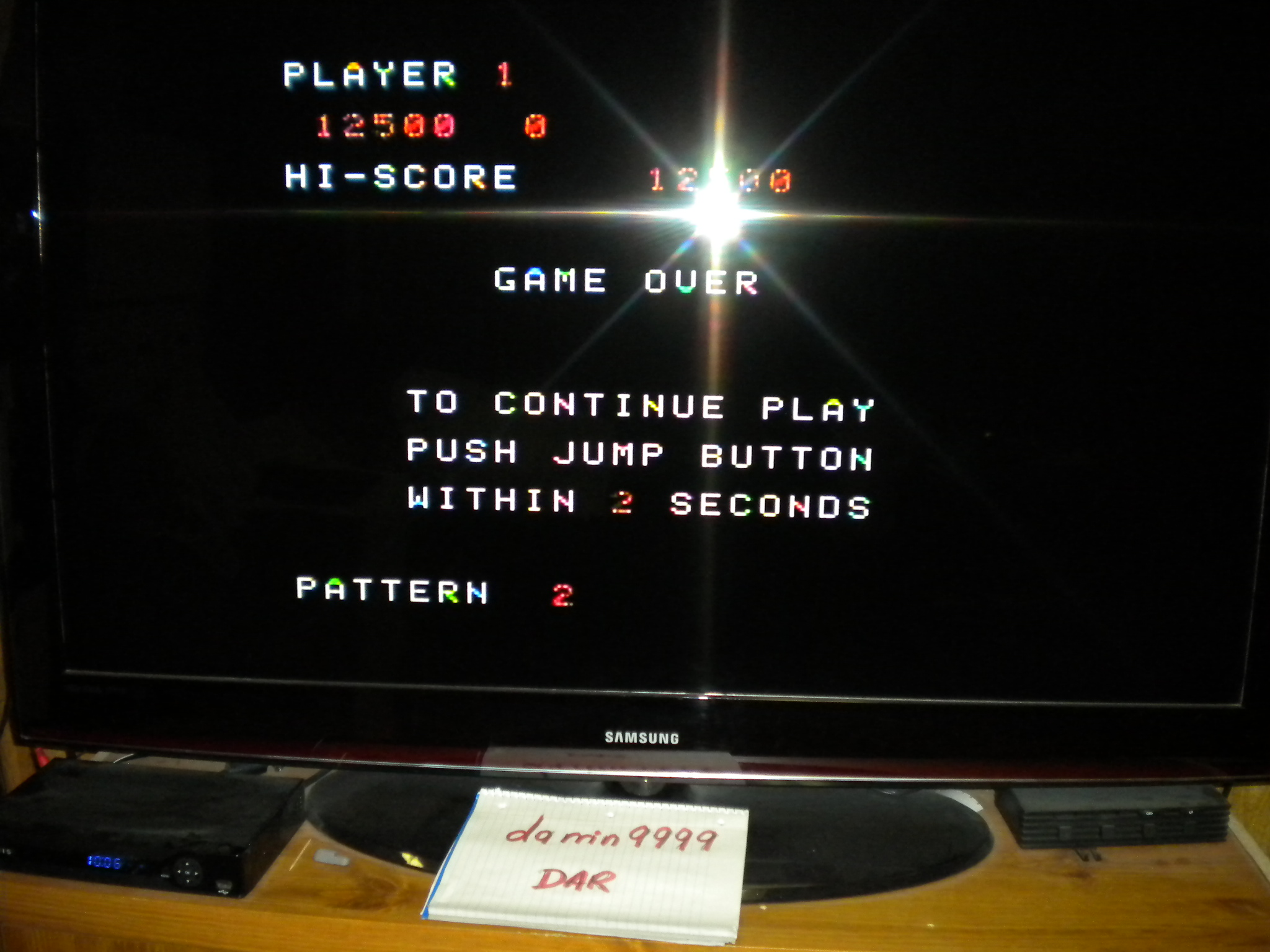 Bump `n` Jump 12,500 points