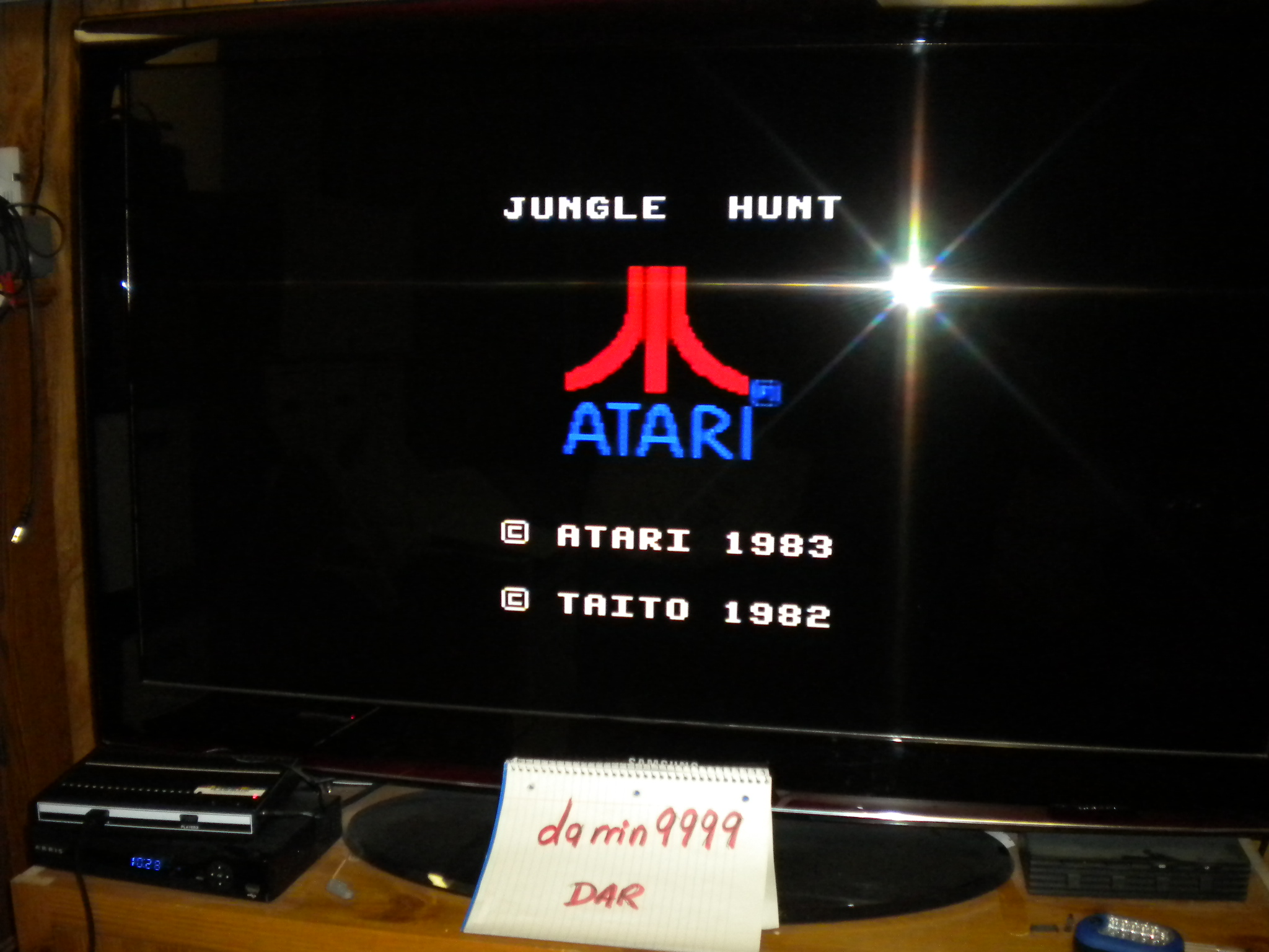 Jungle Hunt 6,800 points