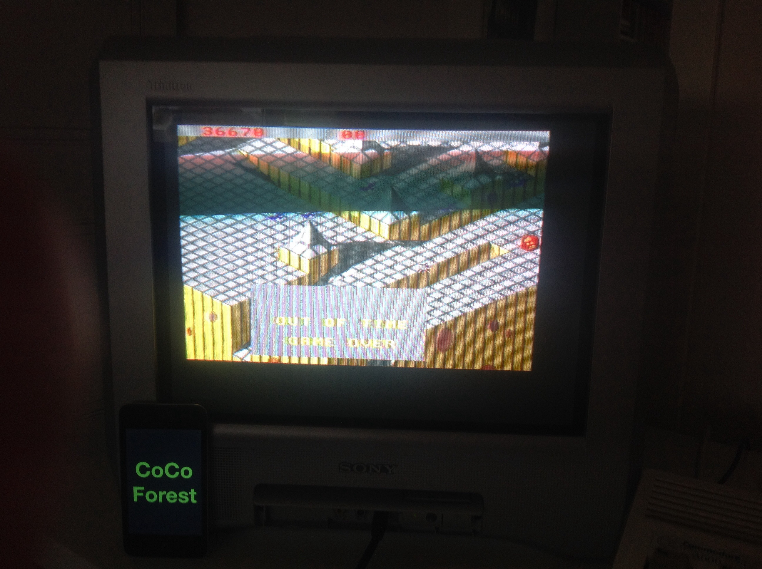 CoCoForest: Marble Madness (Amiga) 36,670 points on 2014-10-09 06:25:29