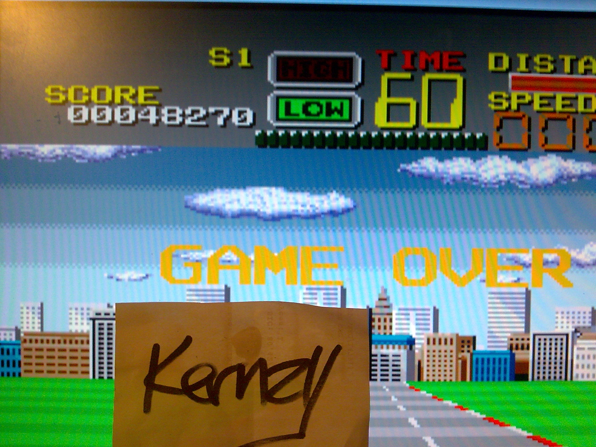 kernzy: Chase HQ (TurboGrafx-16/PC Engine Emulated) 48,270 points on 2014-10-09 14:23:21