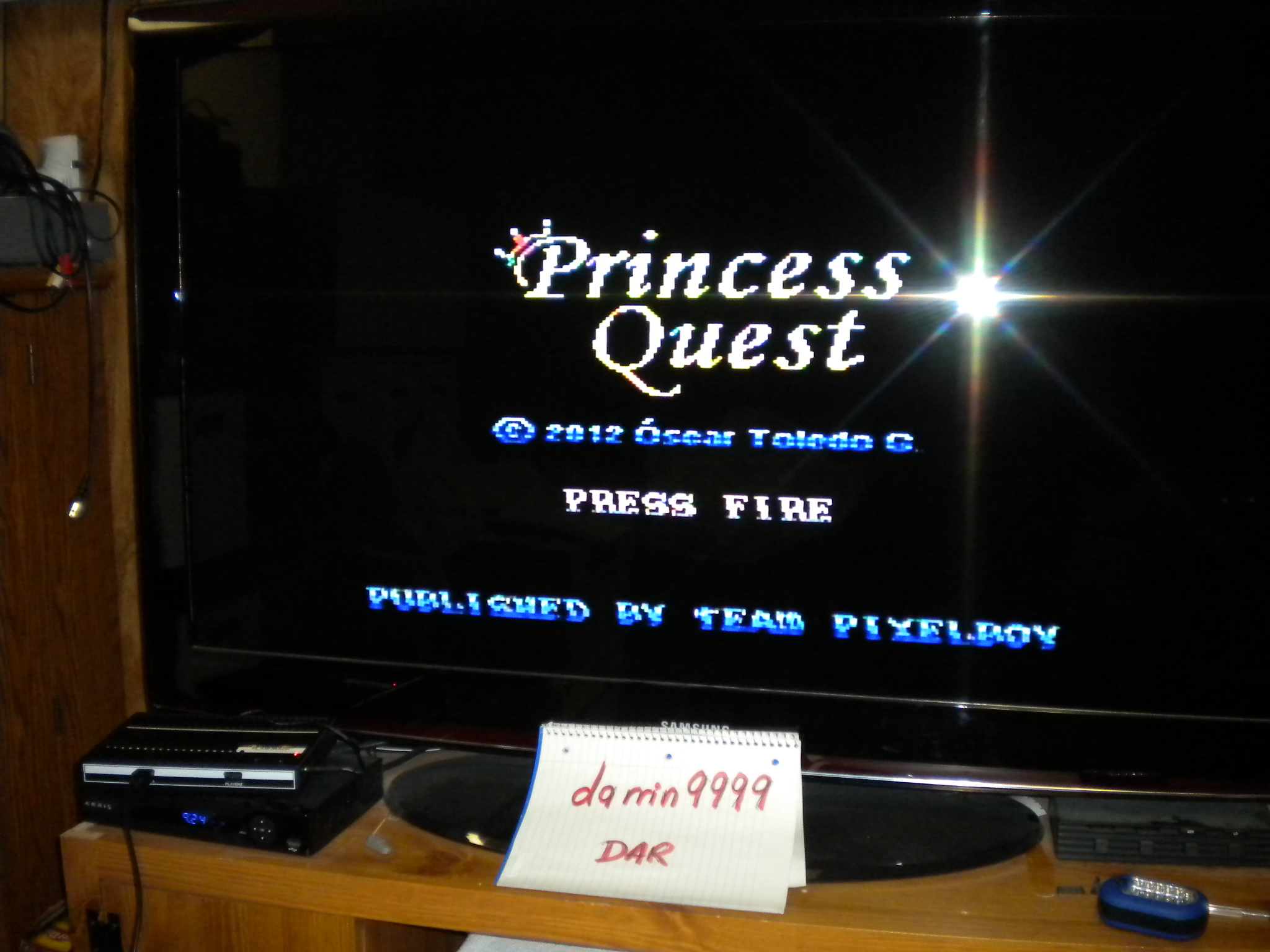 Princess Quest 37,700 points