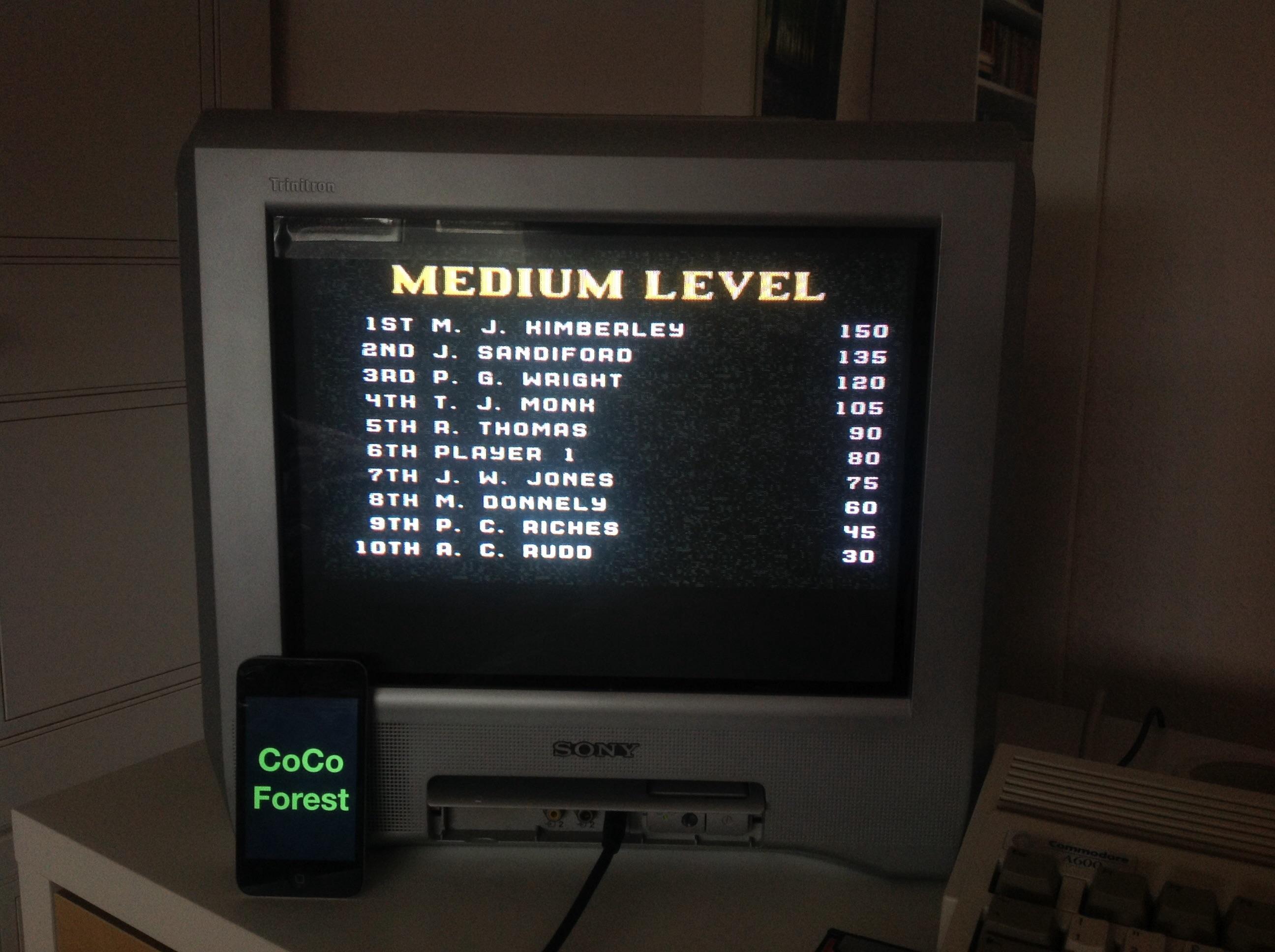 CoCoForest: Lotus Turbo Challenge: Medium (Amiga) 80 points on 2014-10-10 11:17:29