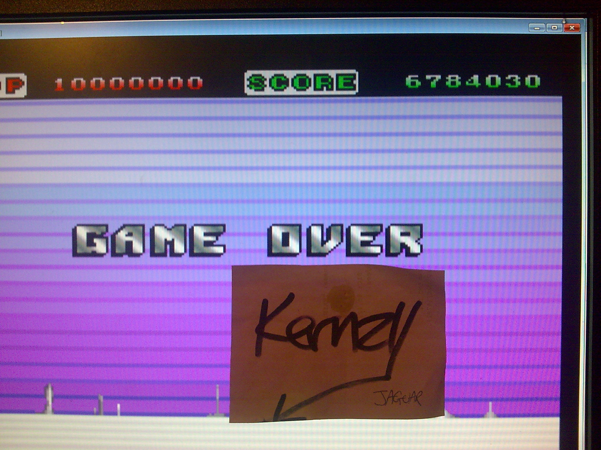 kernzy: Space Harrier (TurboGrafx-16/PC Engine Emulated) 6,784,030 points on 2014-10-11 11:05:55