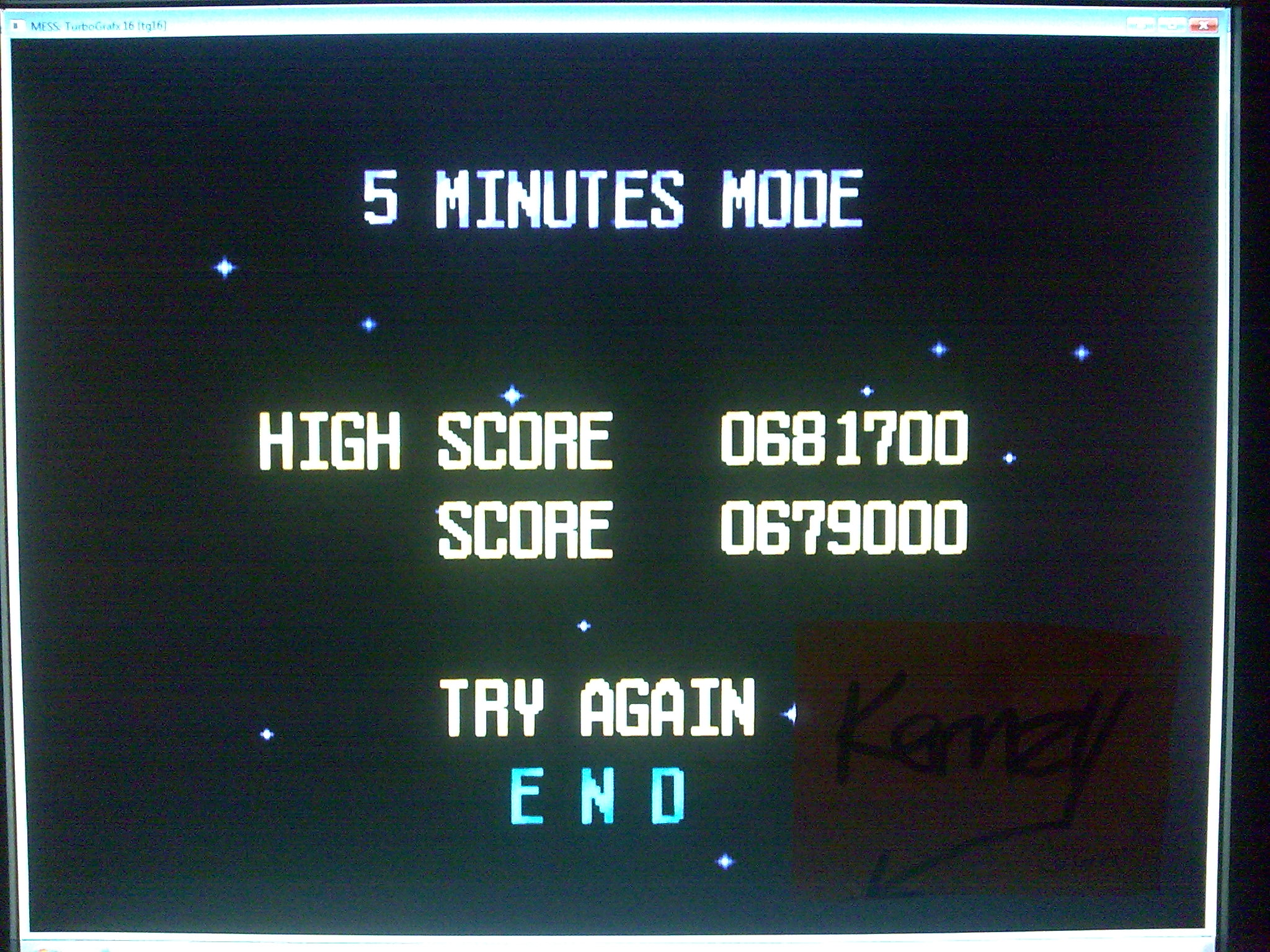 kernzy: Terra Cresta II [5 Minutes Mode] (TurboGrafx-16/PC Engine Emulated) 681,700 points on 2014-10-11 11:11:20