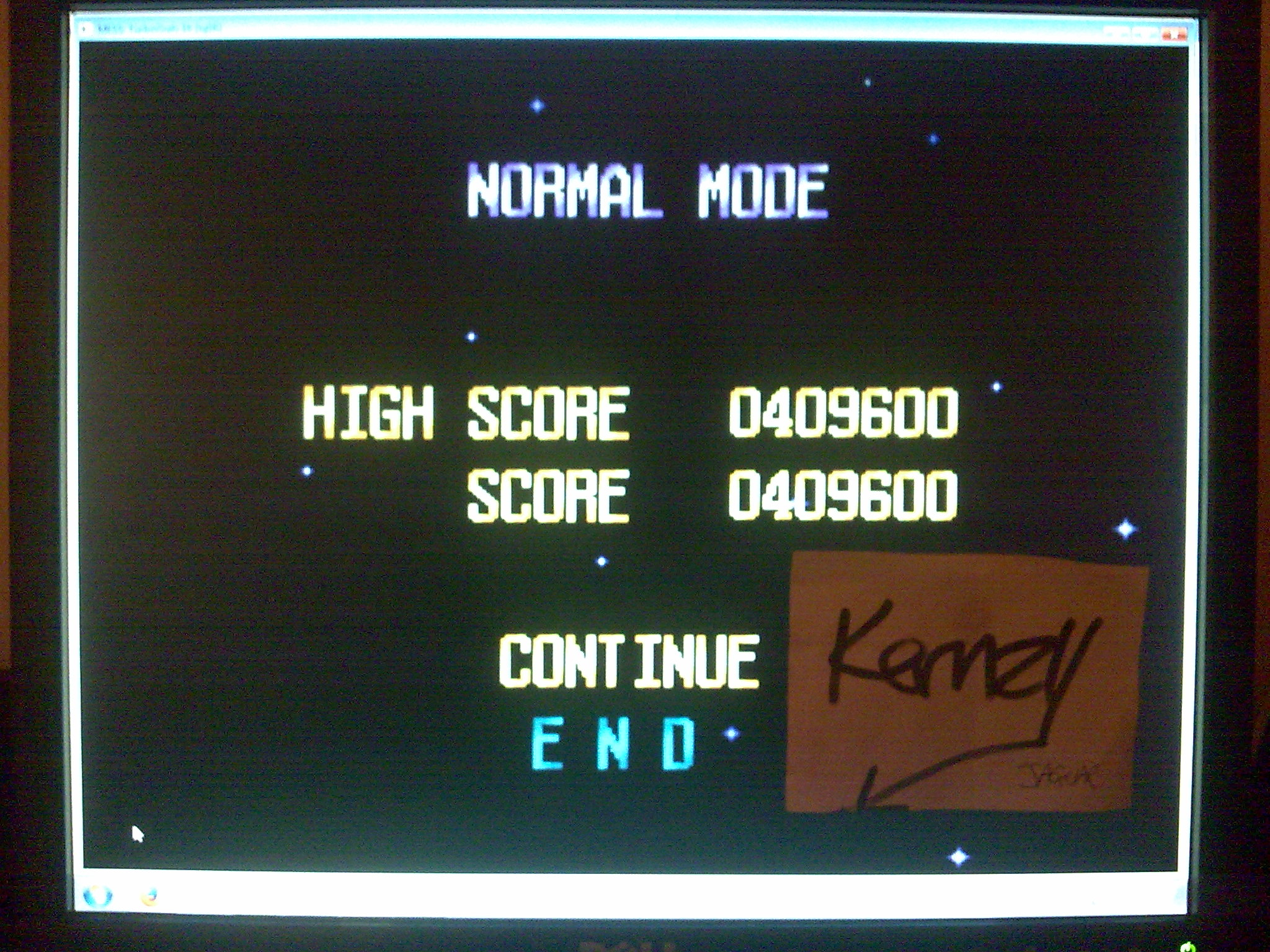 kernzy: Terra Cresta II [Normal] (TurboGrafx-16/PC Engine Emulated) 409,600 points on 2014-10-11 11:13:18