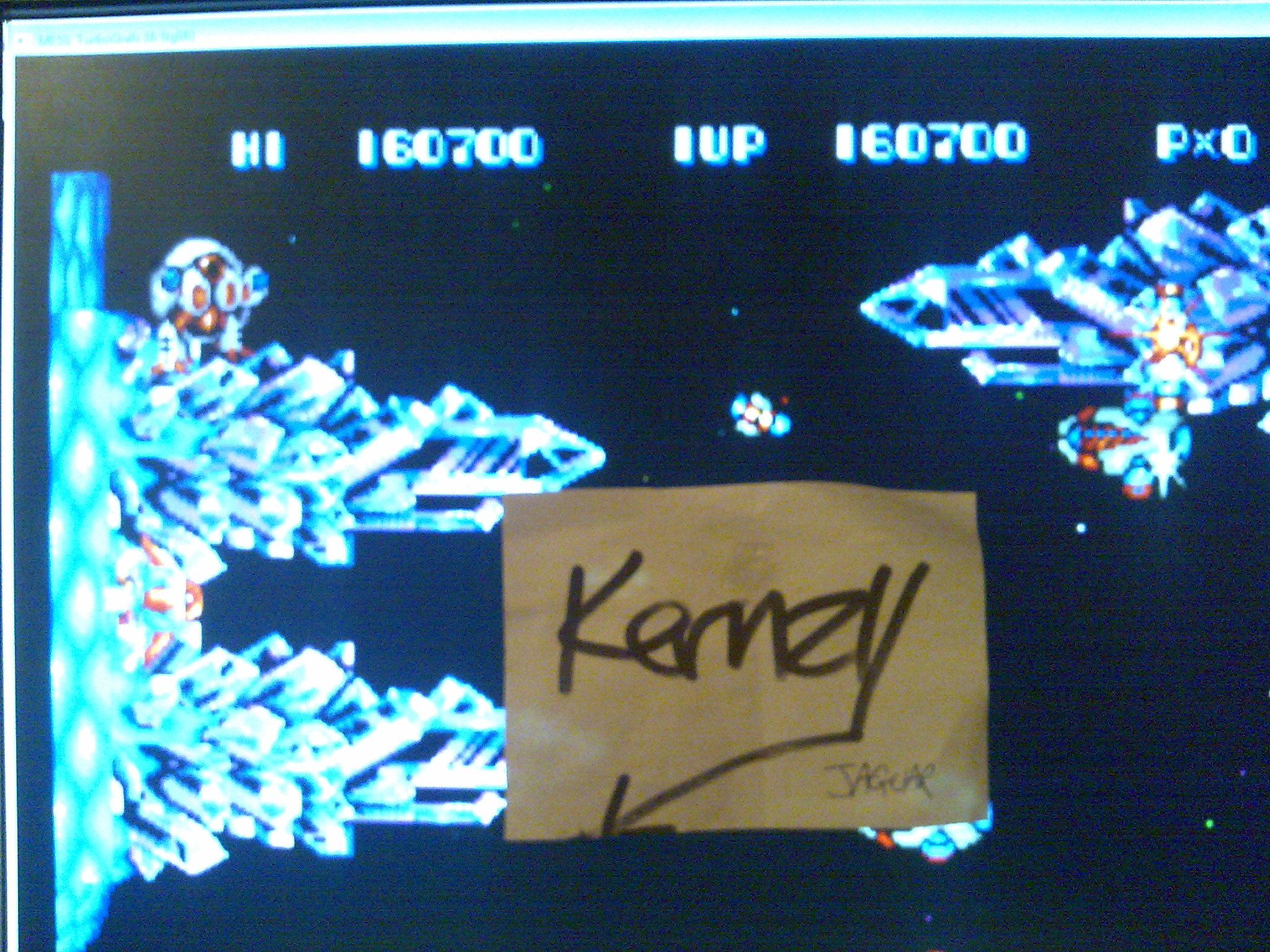 kernzy: Side Arms (TurboGrafx-16/PC Engine Emulated) 160,700 points on 2014-10-11 12:50:31