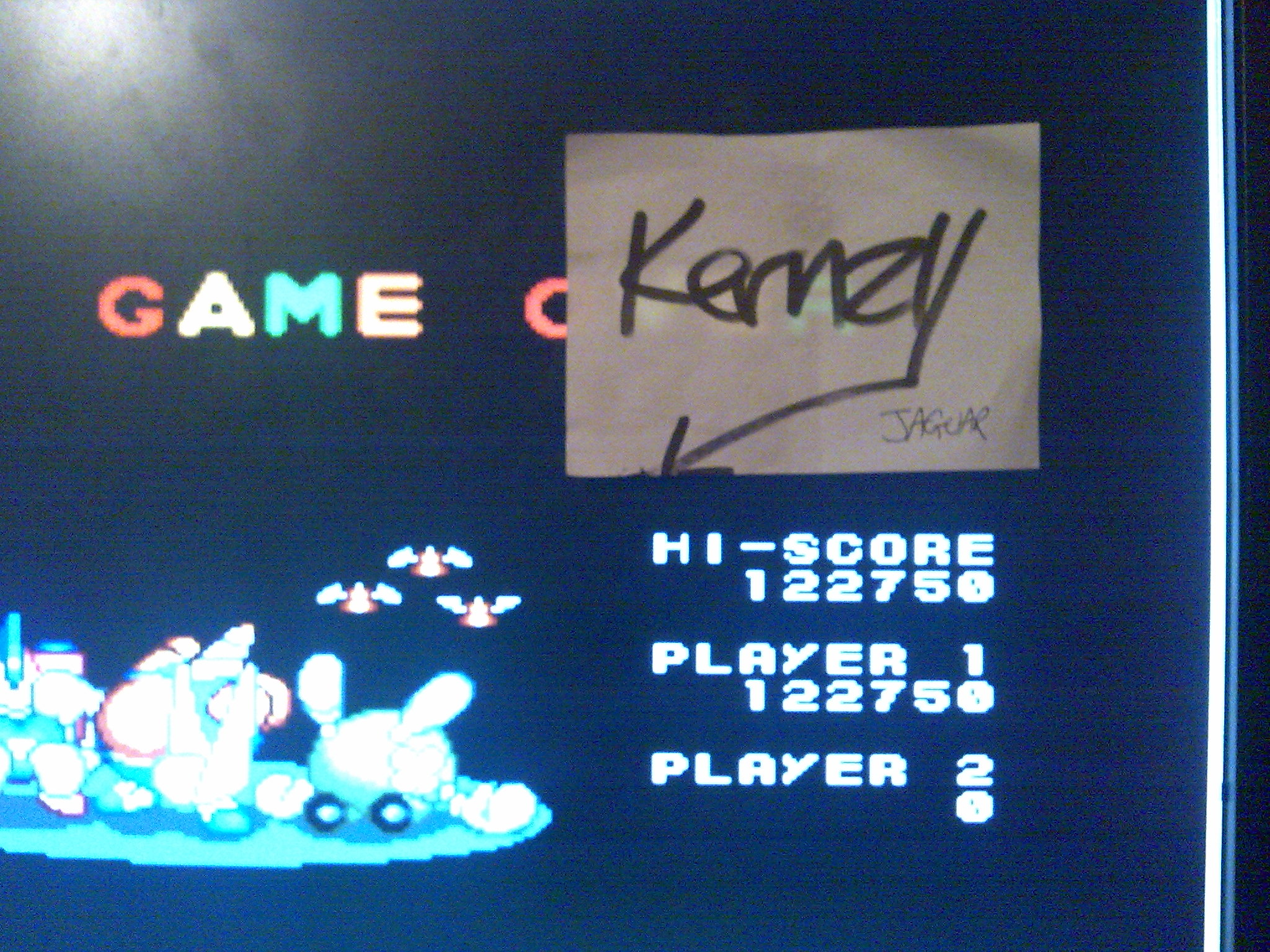 kernzy: Detana!! TwinBee [Rank Hard] (TurboGrafx-16/PC Engine Emulated) 122,750 points on 2014-10-11 13:32:51