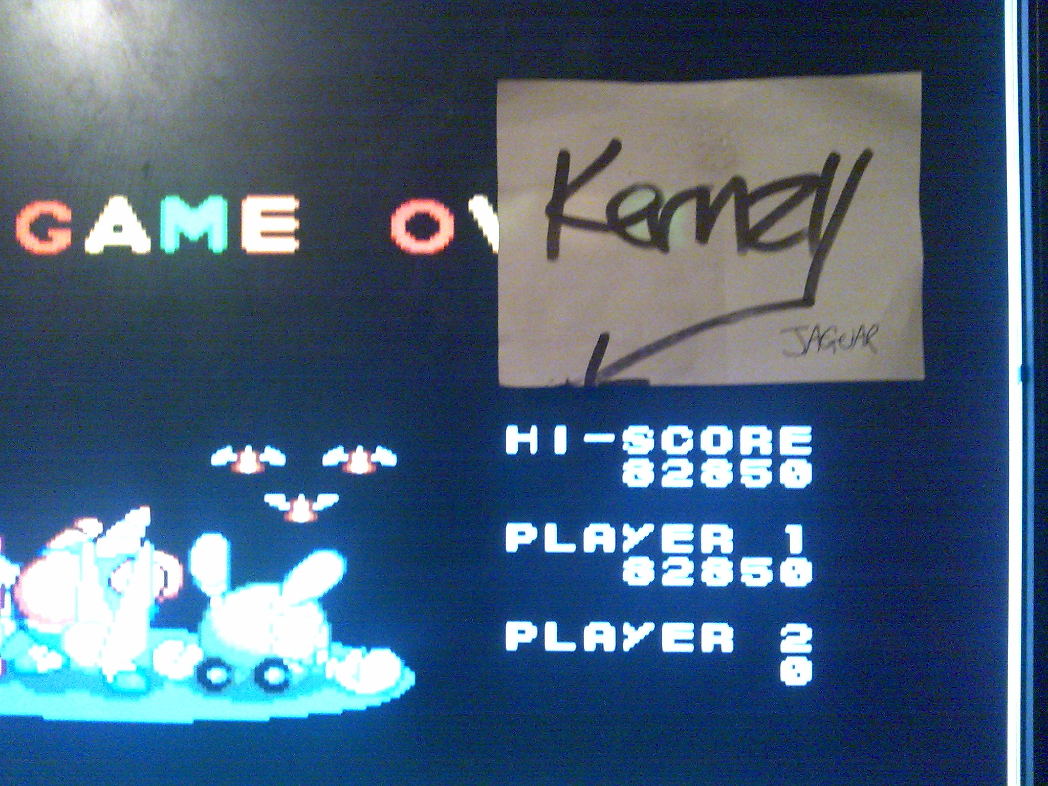 kernzy: Detana!! TwinBee [Rank Pro] (TurboGrafx-16/PC Engine Emulated) 82,850 points on 2014-10-11 13:34:02