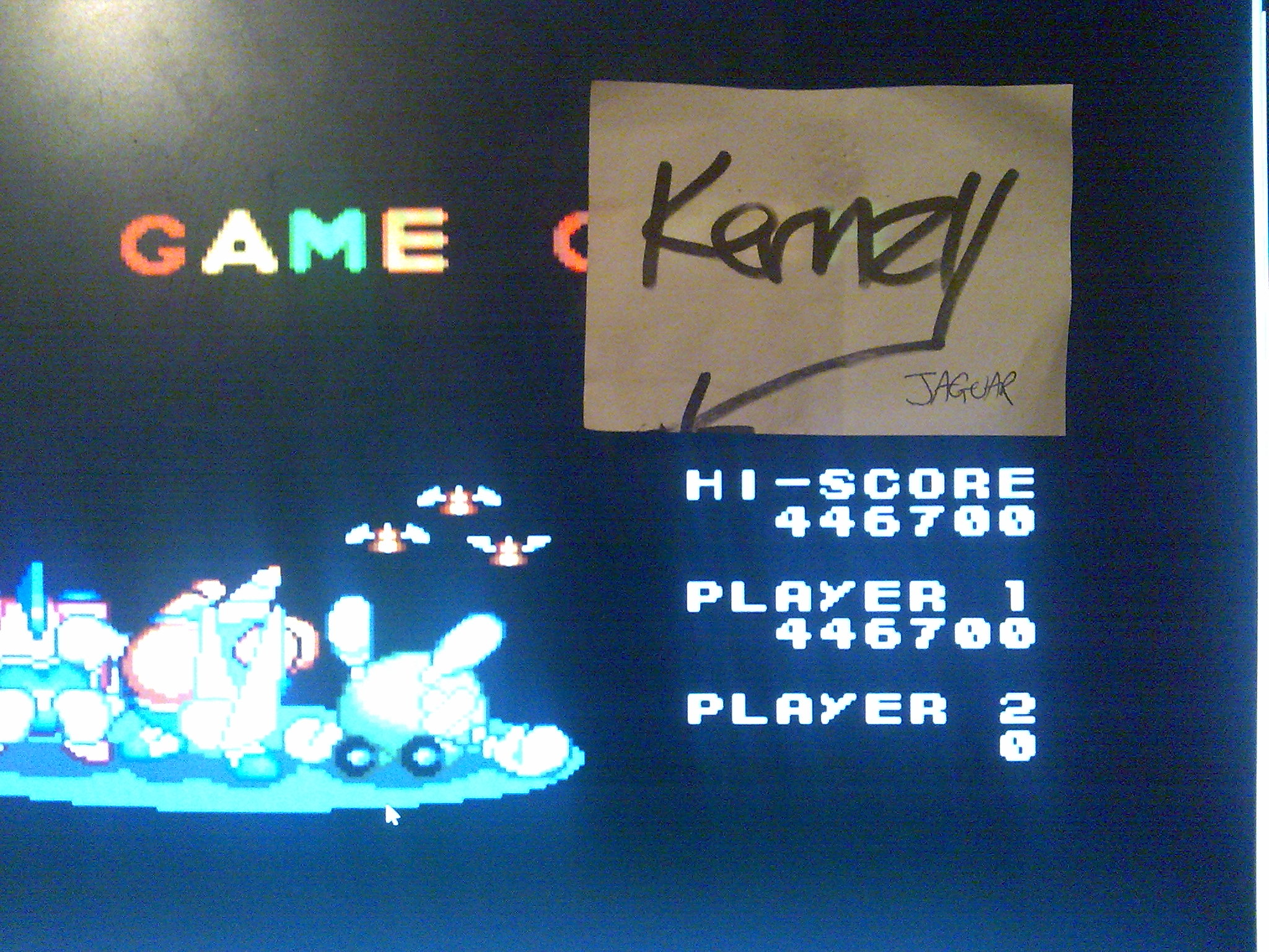 kernzy: Detana!! TwinBee [Rank Easy] (TurboGrafx-16/PC Engine Emulated) 446,700 points on 2014-10-11 13:34:52