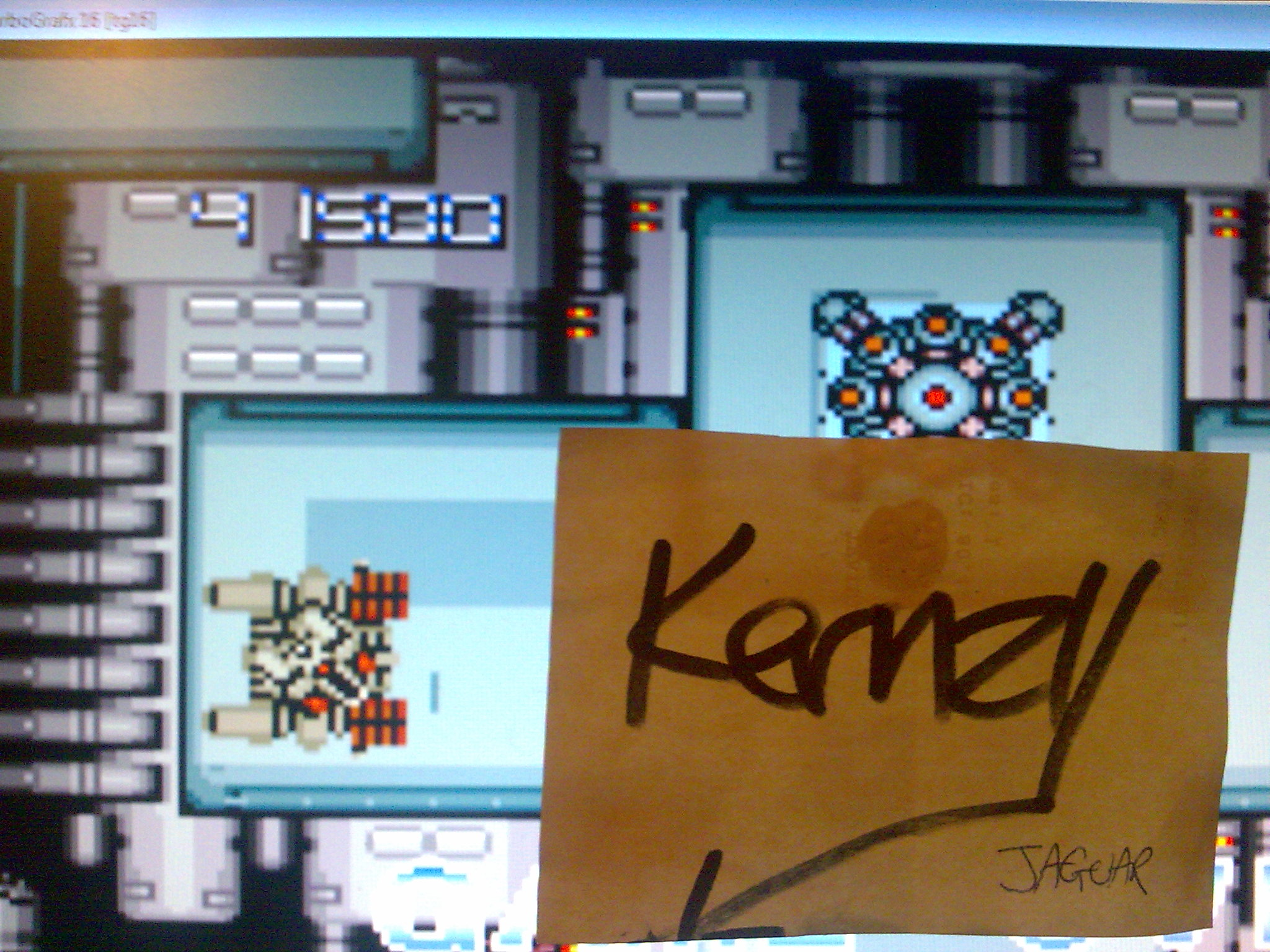 kernzy: Final Blaster (TurboGrafx-16/PC Engine Emulated) 41,500 points on 2014-10-11 13:40:41