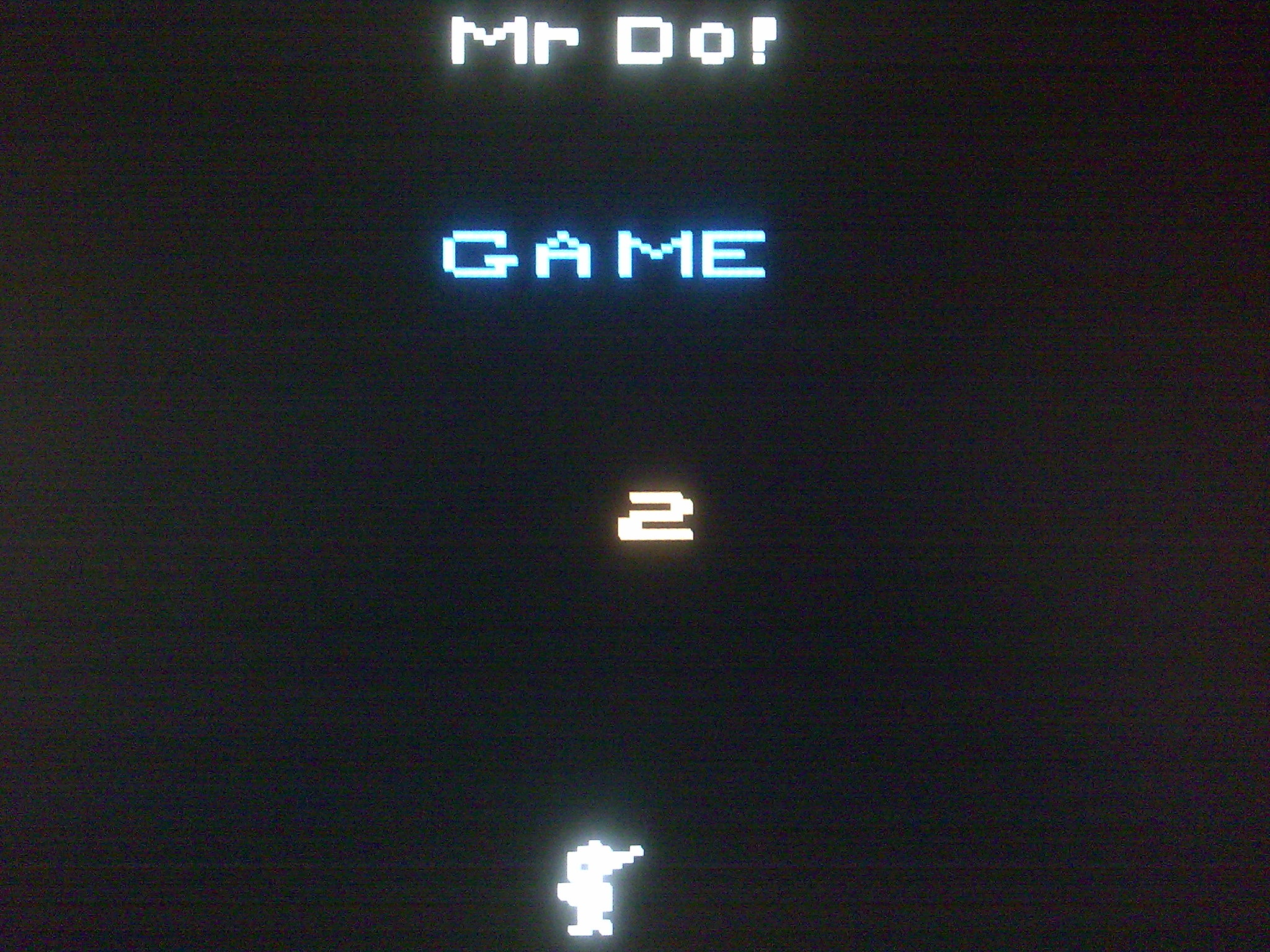 kernzy: Mr. Do!: Game 2 (Atari 2600 Emulated) 24,250 points on 2014-10-12 07:36:57