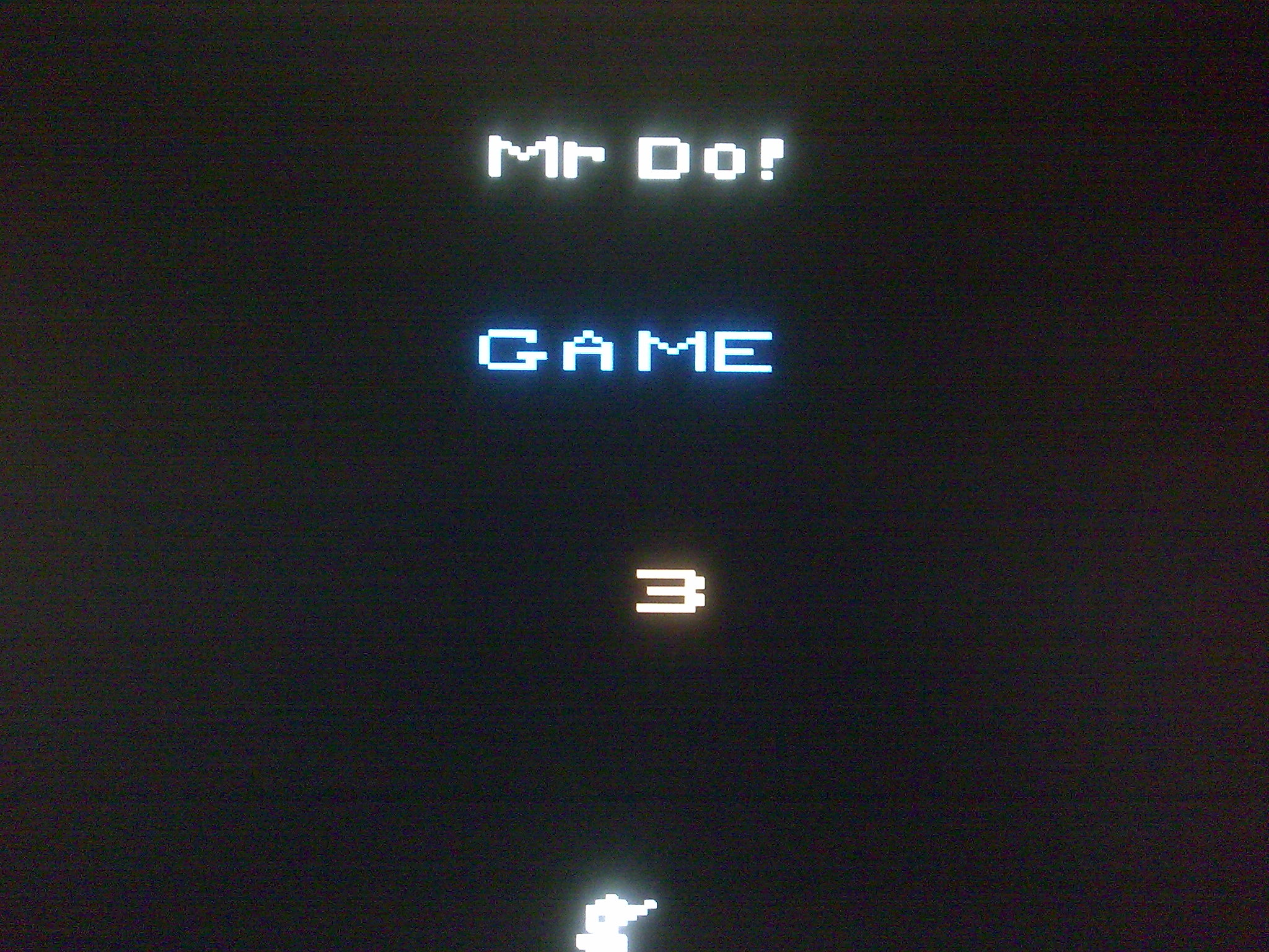 kernzy: Mr. Do!: Game 3 (Atari 2600 Emulated) 22,150 points on 2014-10-12 07:39:13