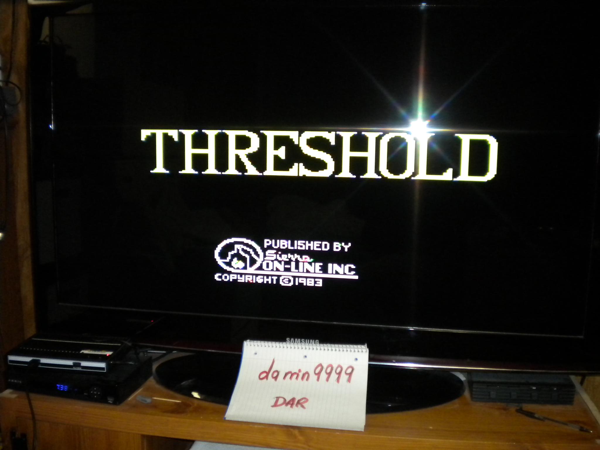 Threshold 9,300 points