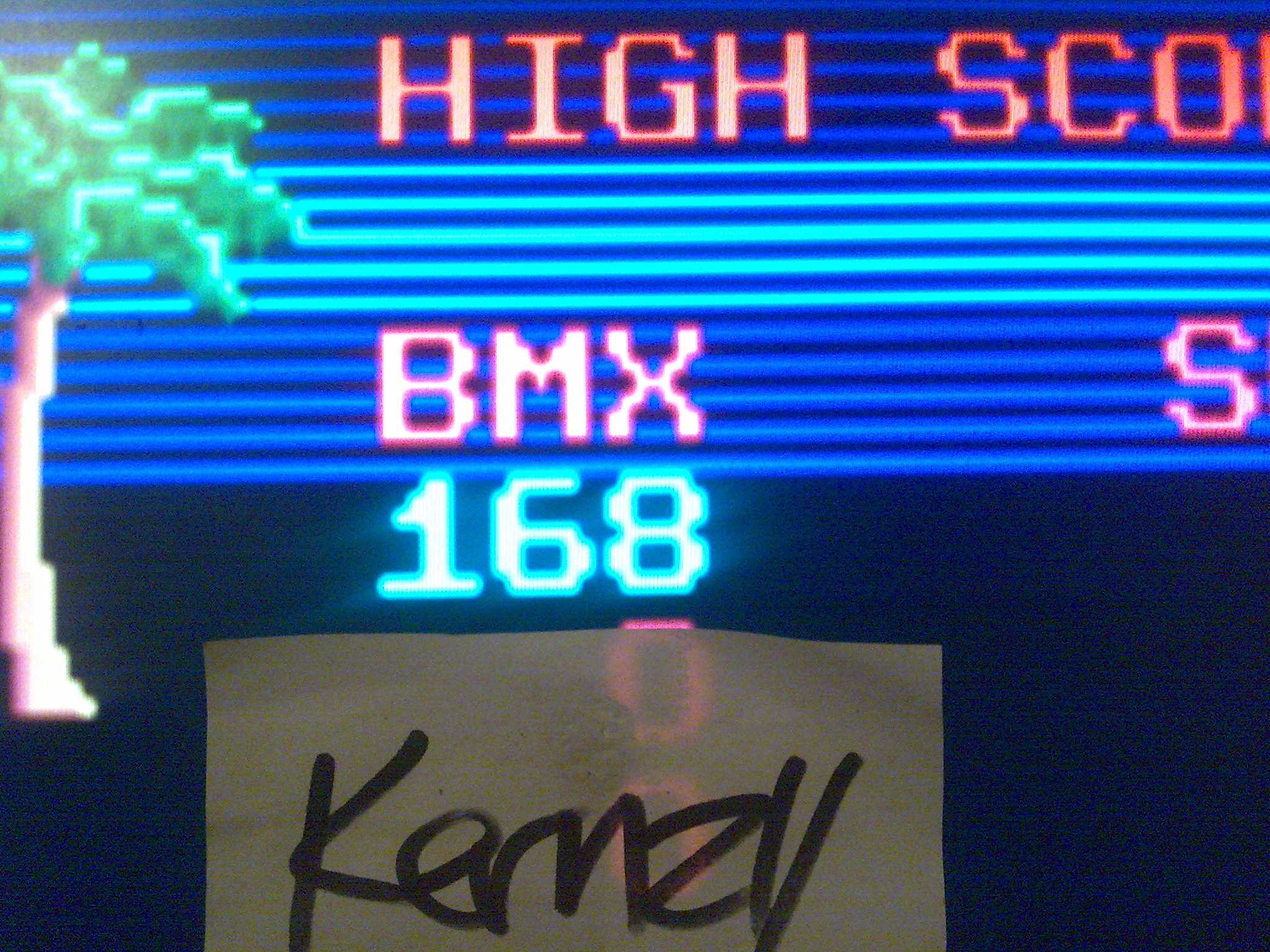 kernzy: California Games: BMX (Atari Lynx Emulated) 168 points on 2014-10-12 17:48:20