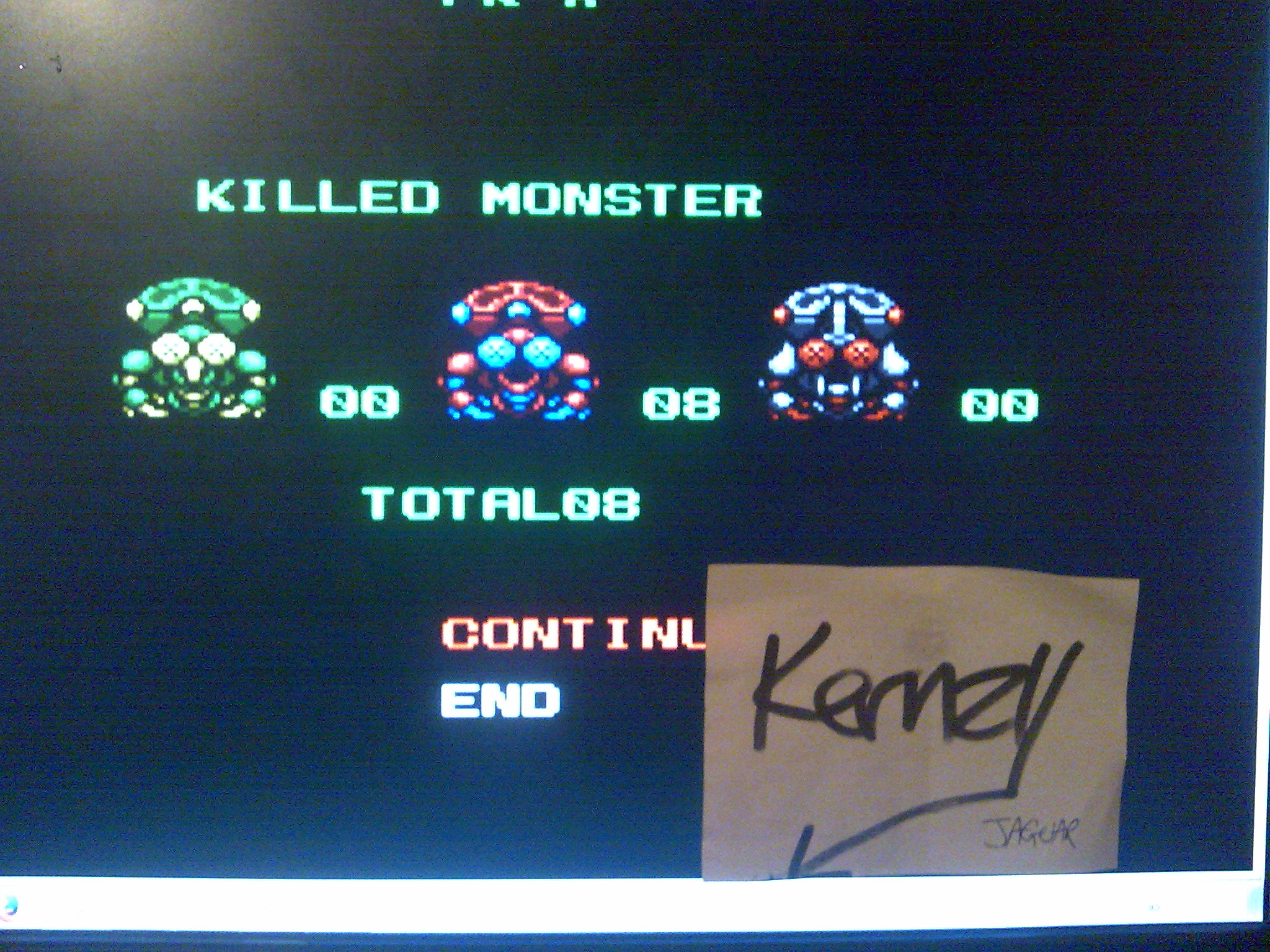 kernzy: Silent Debuggers (TurboGrafx-16/PC Engine Emulated) 8 points on 2014-10-12 17:52:10