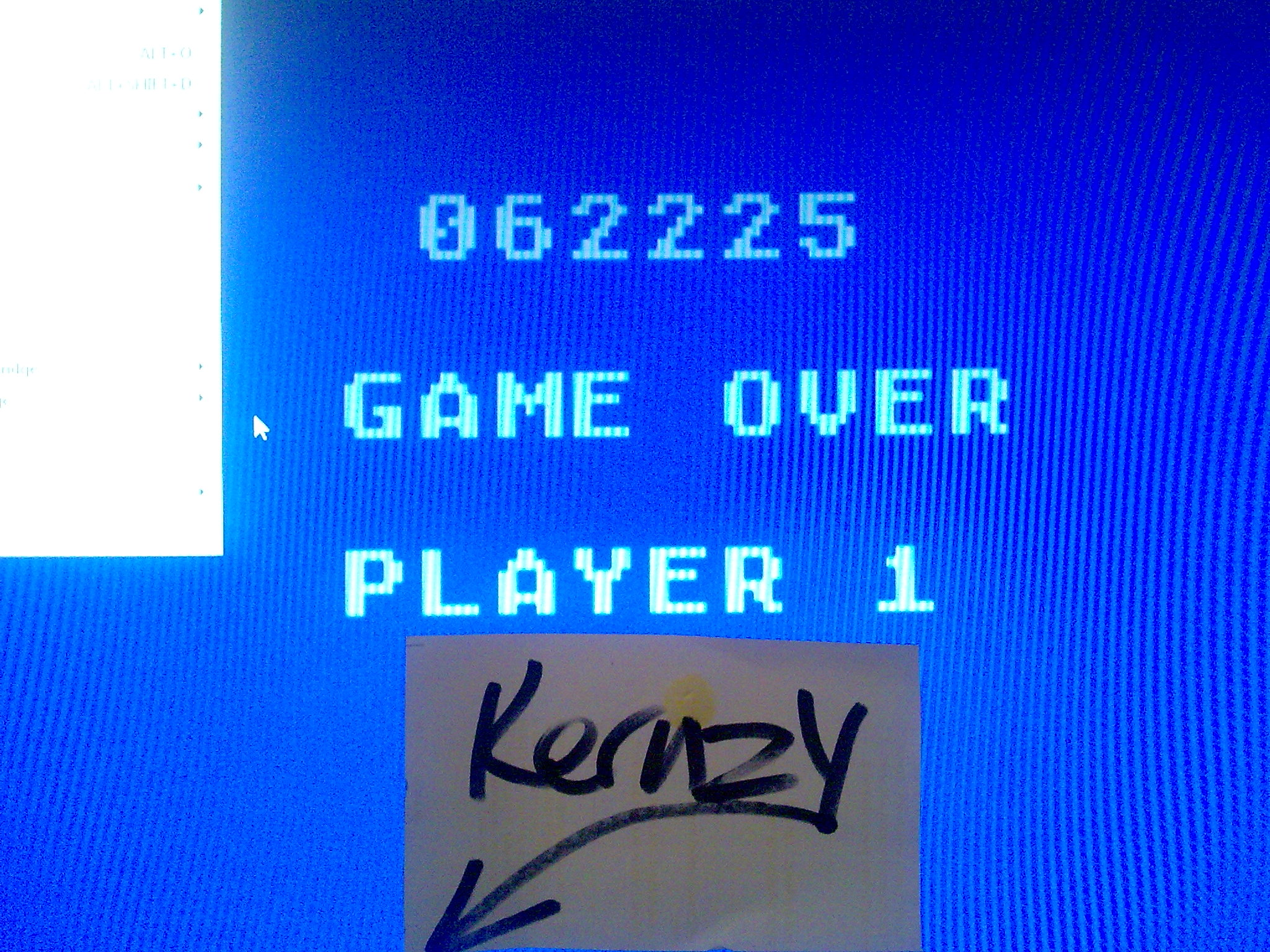 kernzy: Bruce Lee (Atari 400/800/XL/XE Emulated) 62,250 points on 2014-10-13 21:17:38