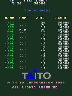 BarryBloso: Truxton / Tatsujin [truxton] (Arcade Emulated / M.A.M.E.) 45,430 points on 2014-10-14 06:29:52